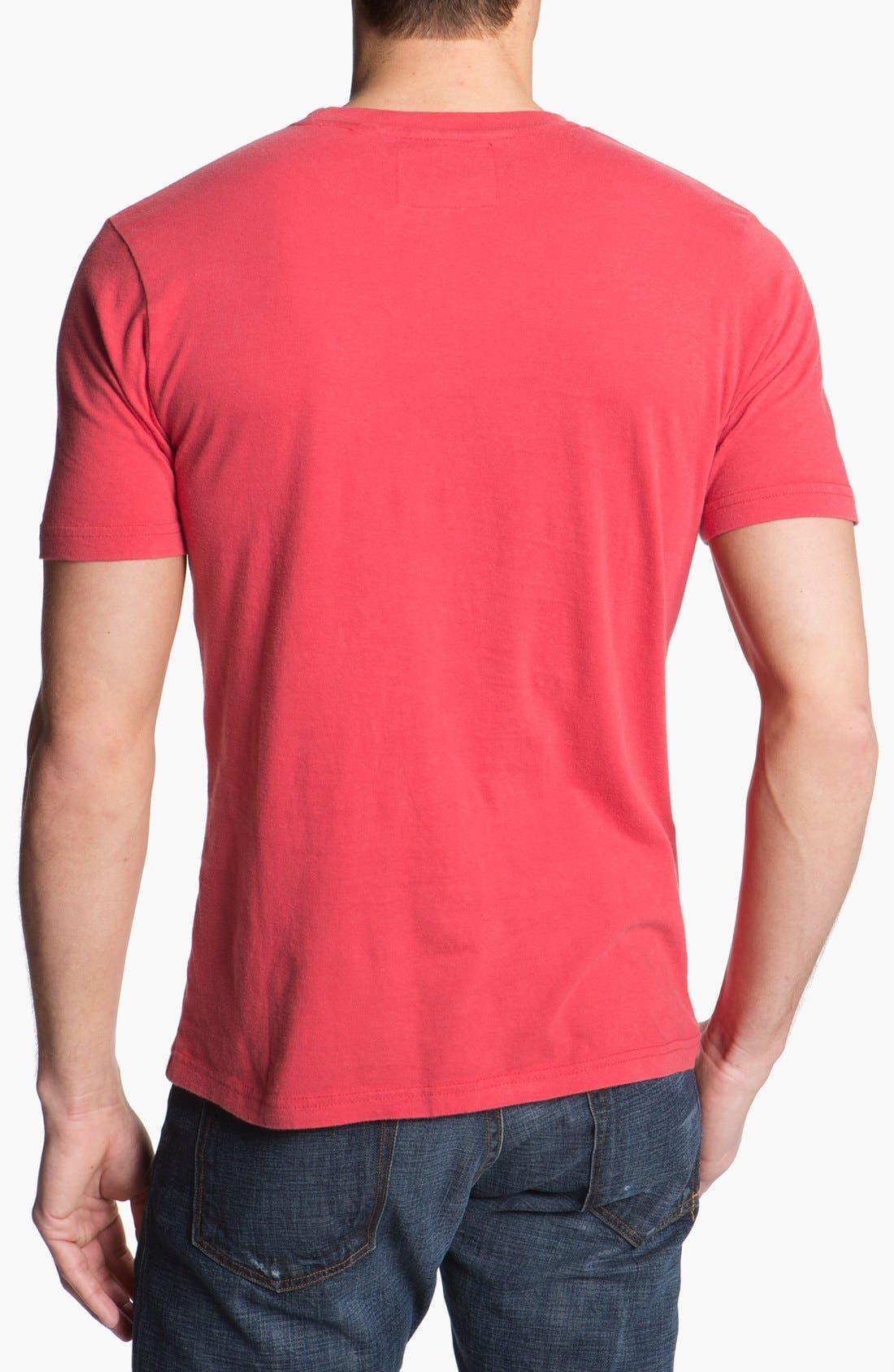 Alternate Image 2  - Red Jacket 'Twins - Brass Tacks' T-Shirt