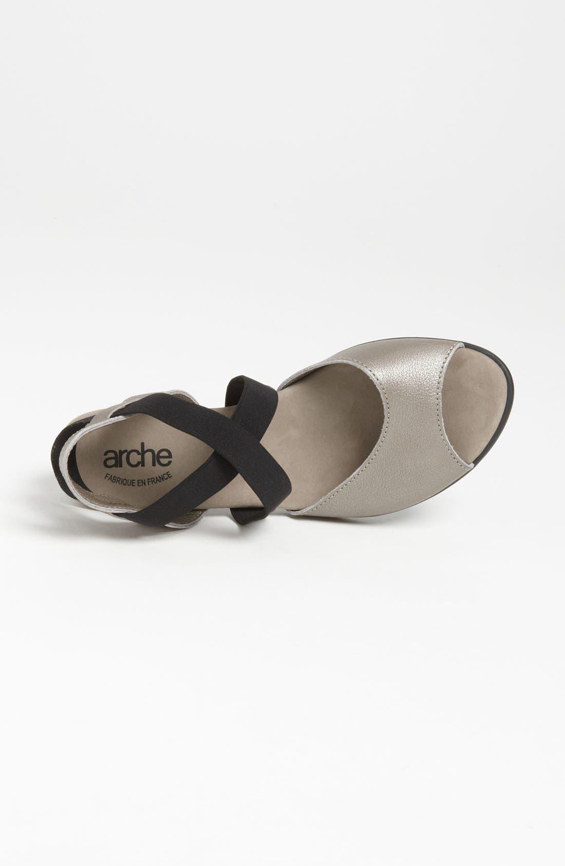Alternate Image 3  - Arche 'Mityam' Sandal