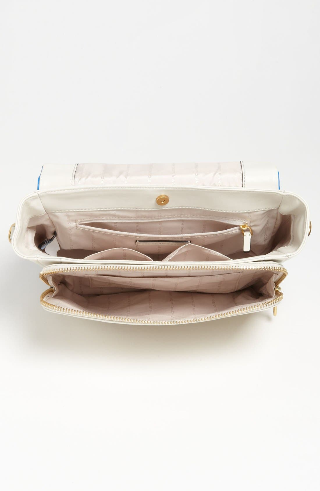 Alternate Image 3  - MARC BY MARC JACOBS 'Goodbye Columbus' Leather Satchel