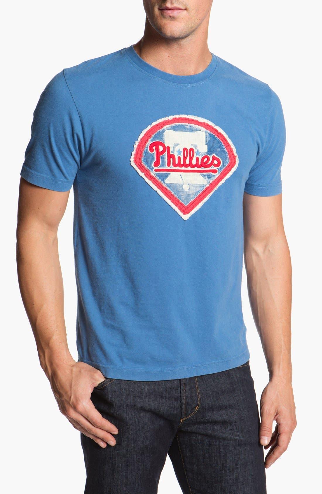 Alternate Image 1 Selected - Red Jacket 'Phillies - Deadringer' T-Shirt