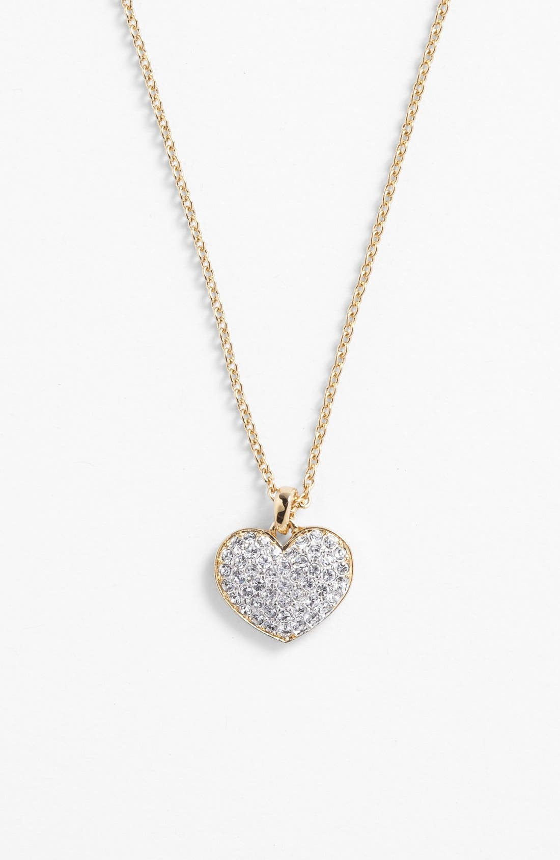 Main Image - Nadri 'Charmers' Pavé Symbol Pendant Necklace (Nordstrom Exclusive)