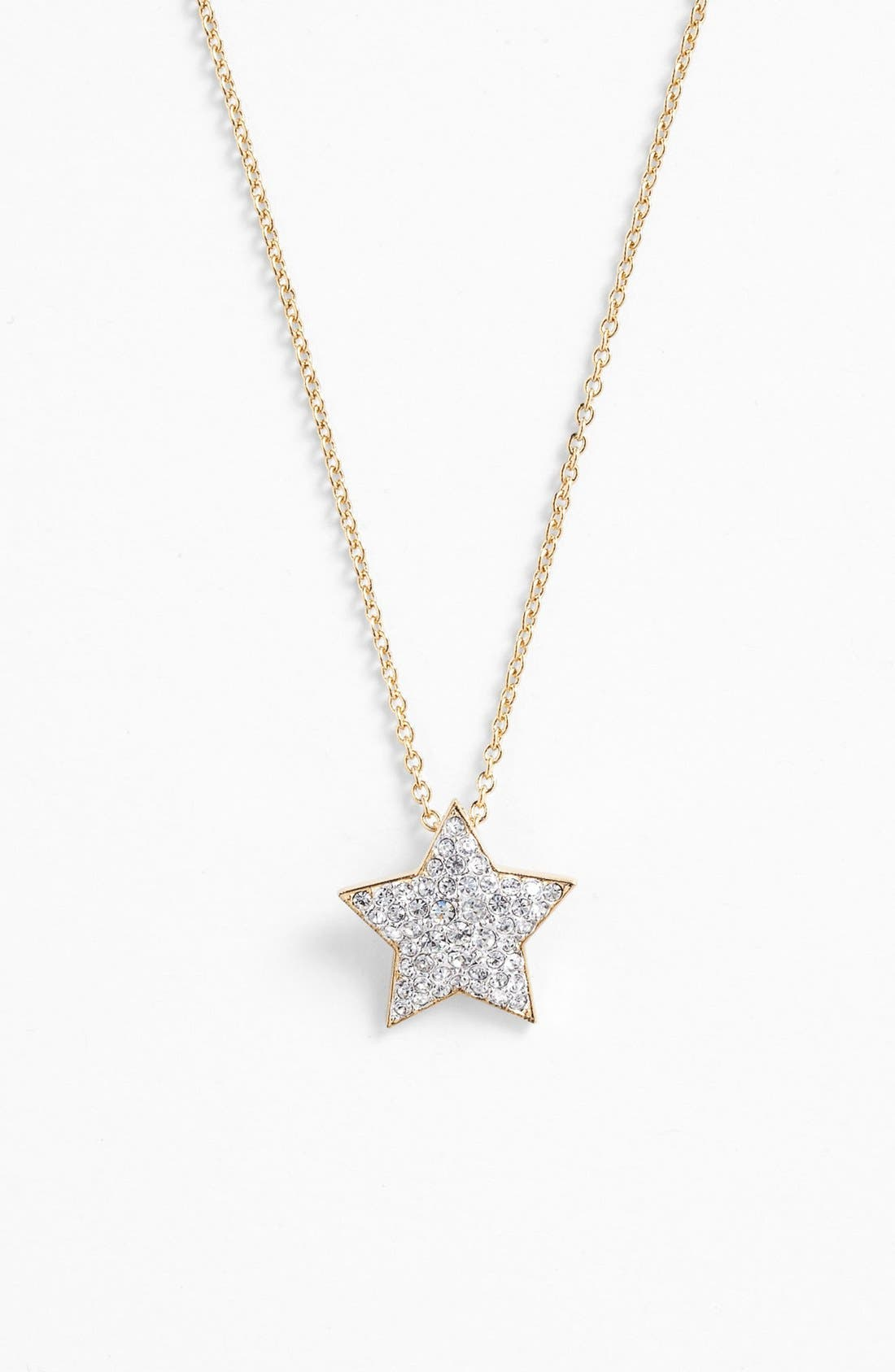 Alternate Image 1 Selected - Nadri 'Charmers' Pavé Symbol Pendant Necklace (Nordstrom Exclusive)