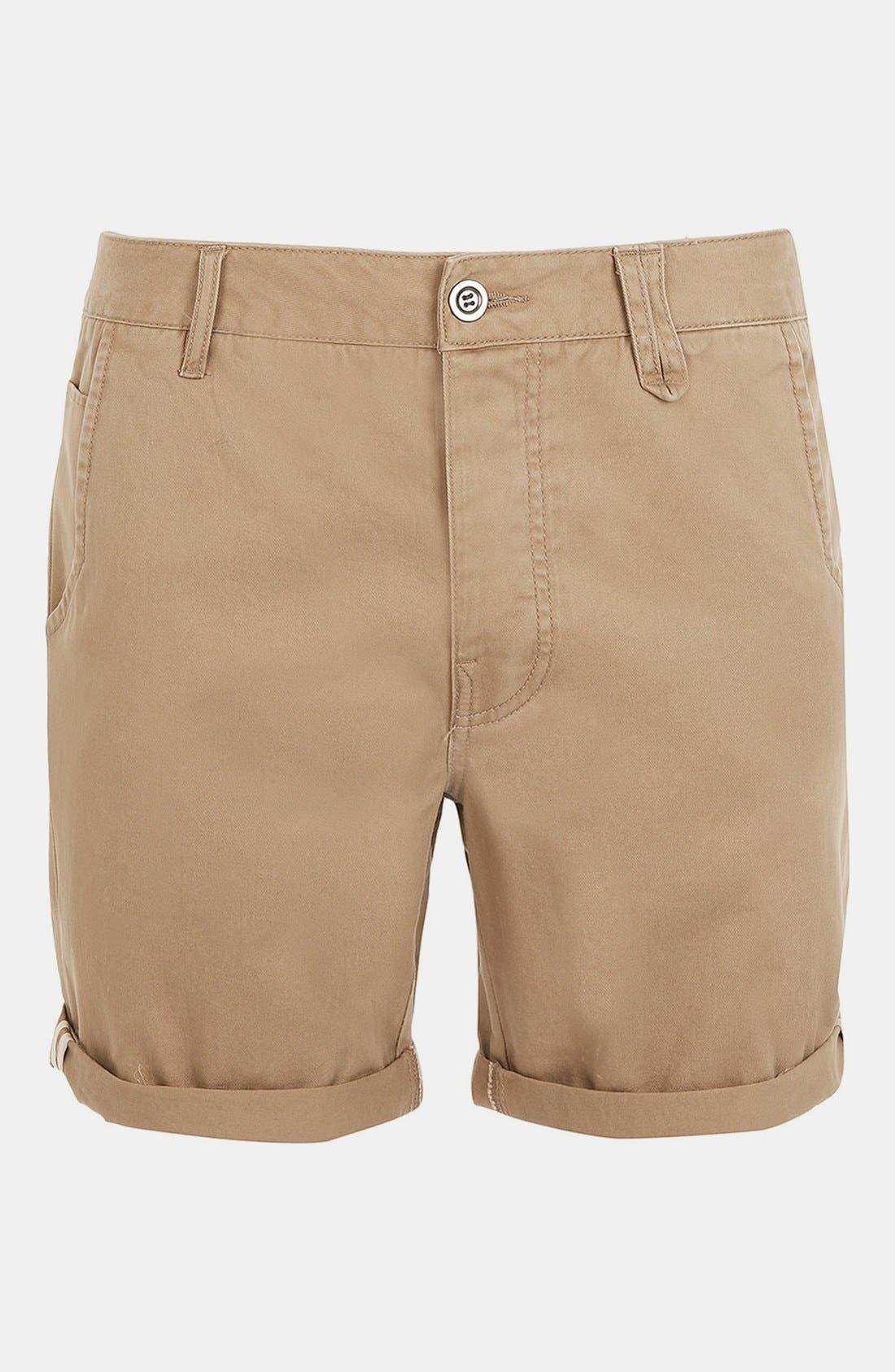 Alternate Image 1 Selected - Topman Chino Shorts