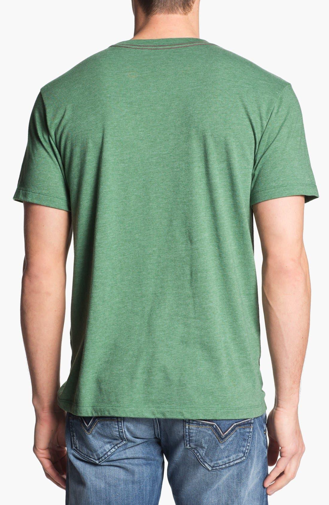 Alternate Image 2  - RVCA 'Bar Hex' Graphic T-Shirt