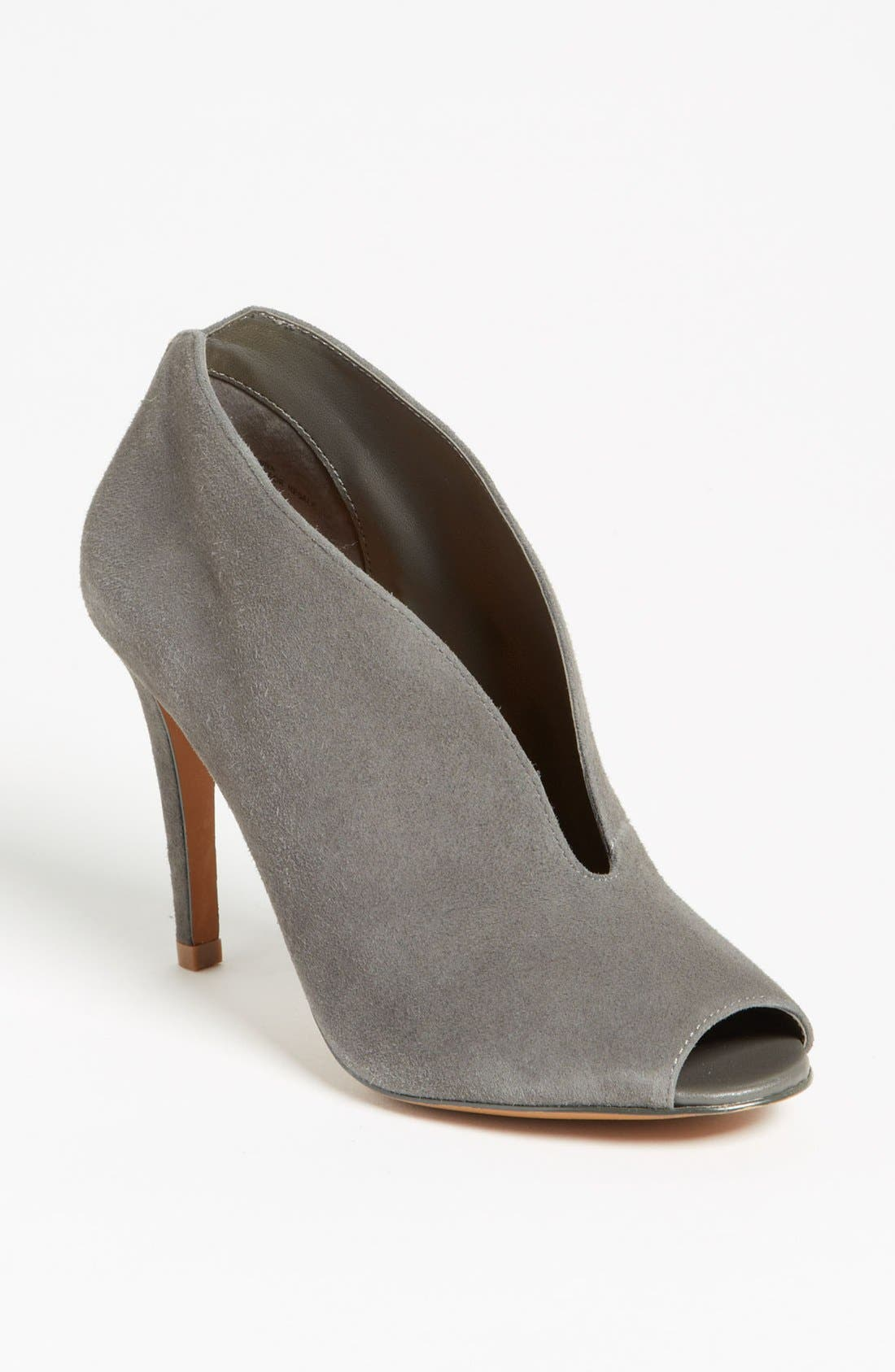 Halogen 'Katrina' Bootie,                         Main,                         color, Grey Suede