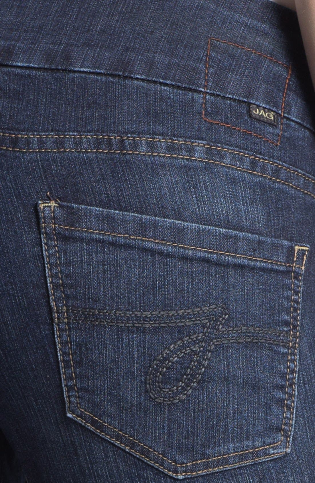 Alternate Image 3  - Jag Jeans 'Fenmore' Crop Stretch Jeans