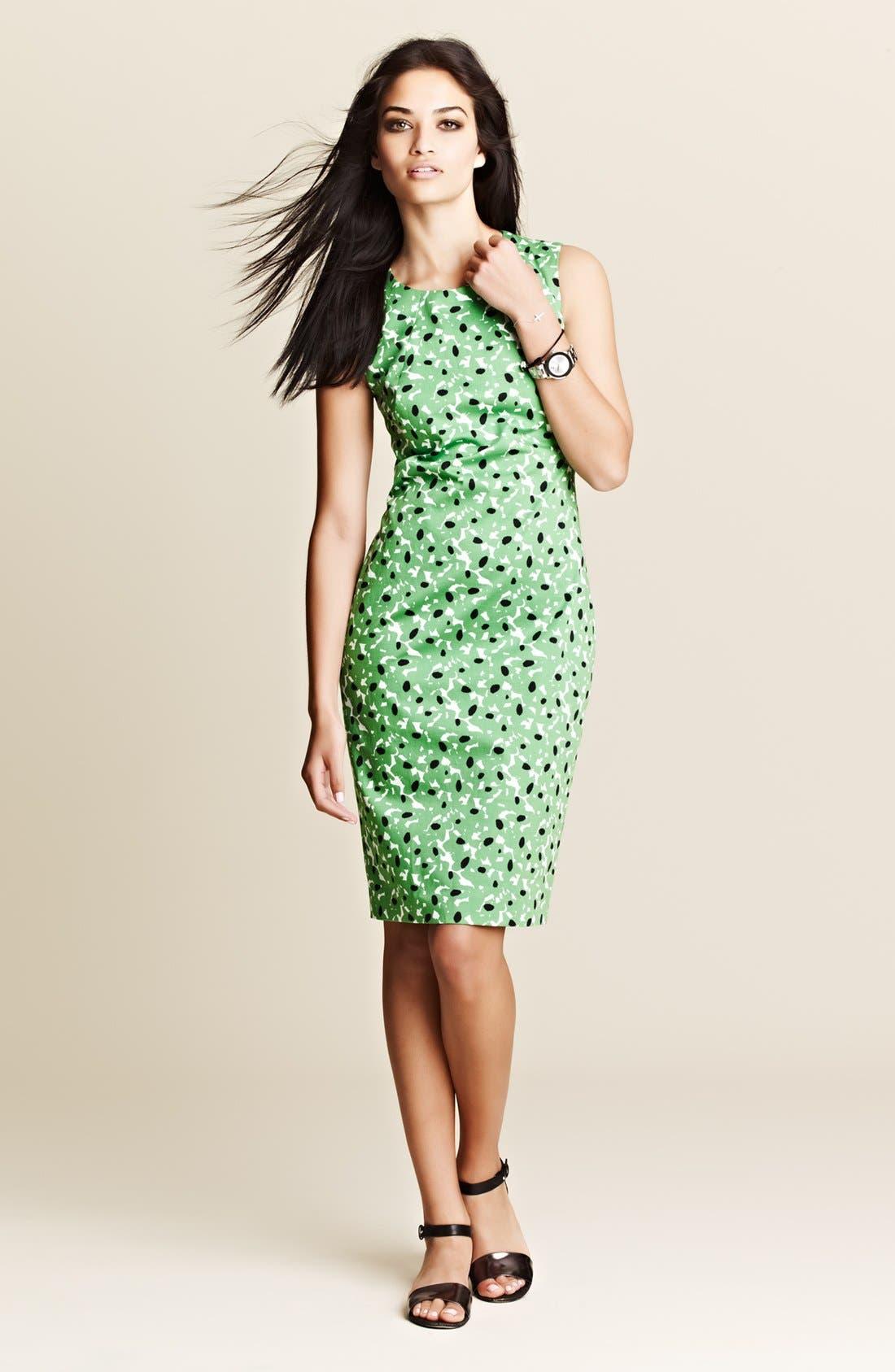Alternate Image 4  - BOSS HUGO BOSS 'Dallasa 7' Dress