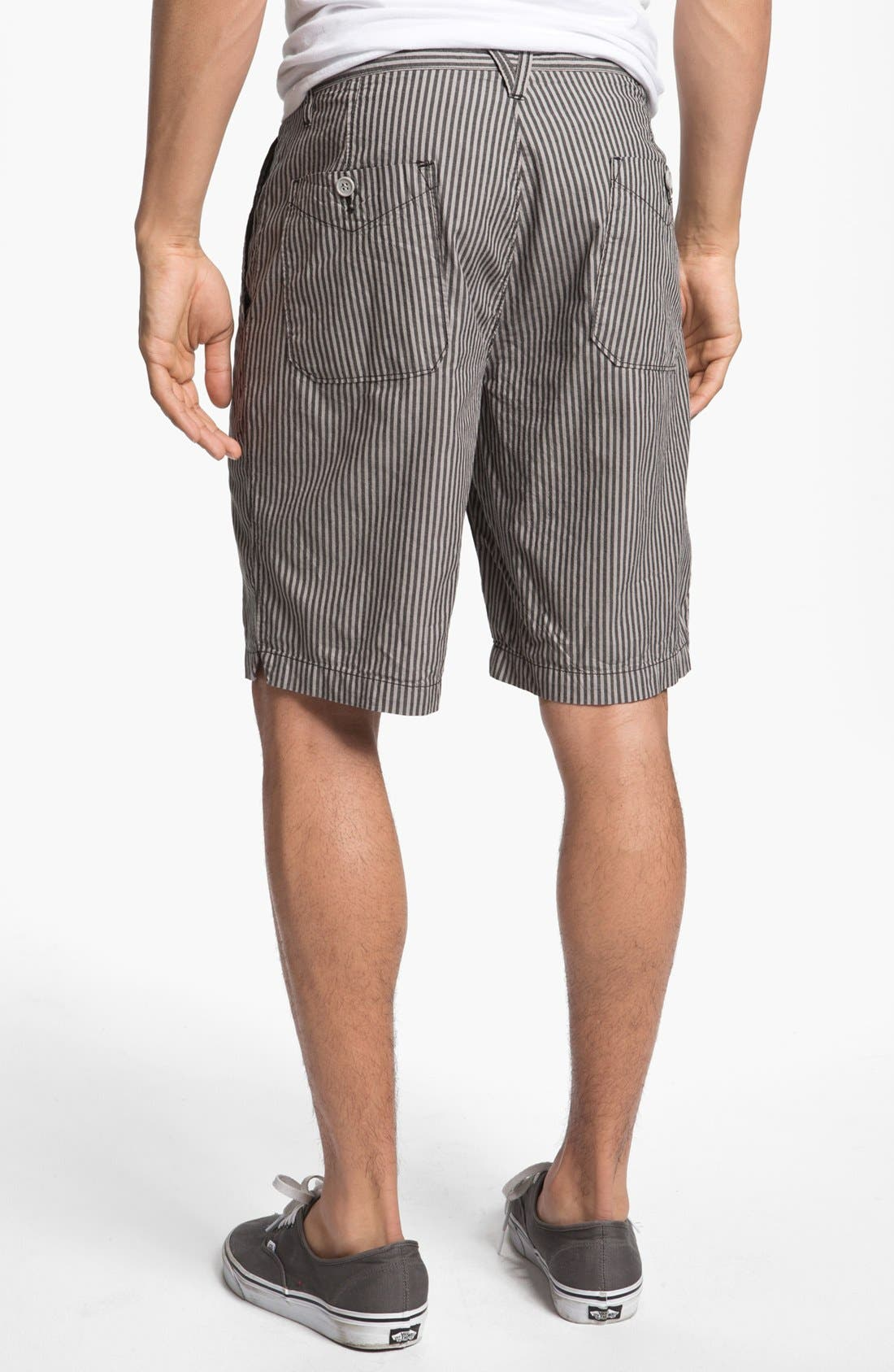 Alternate Image 2  - Volcom 'Loco' Chino Shorts