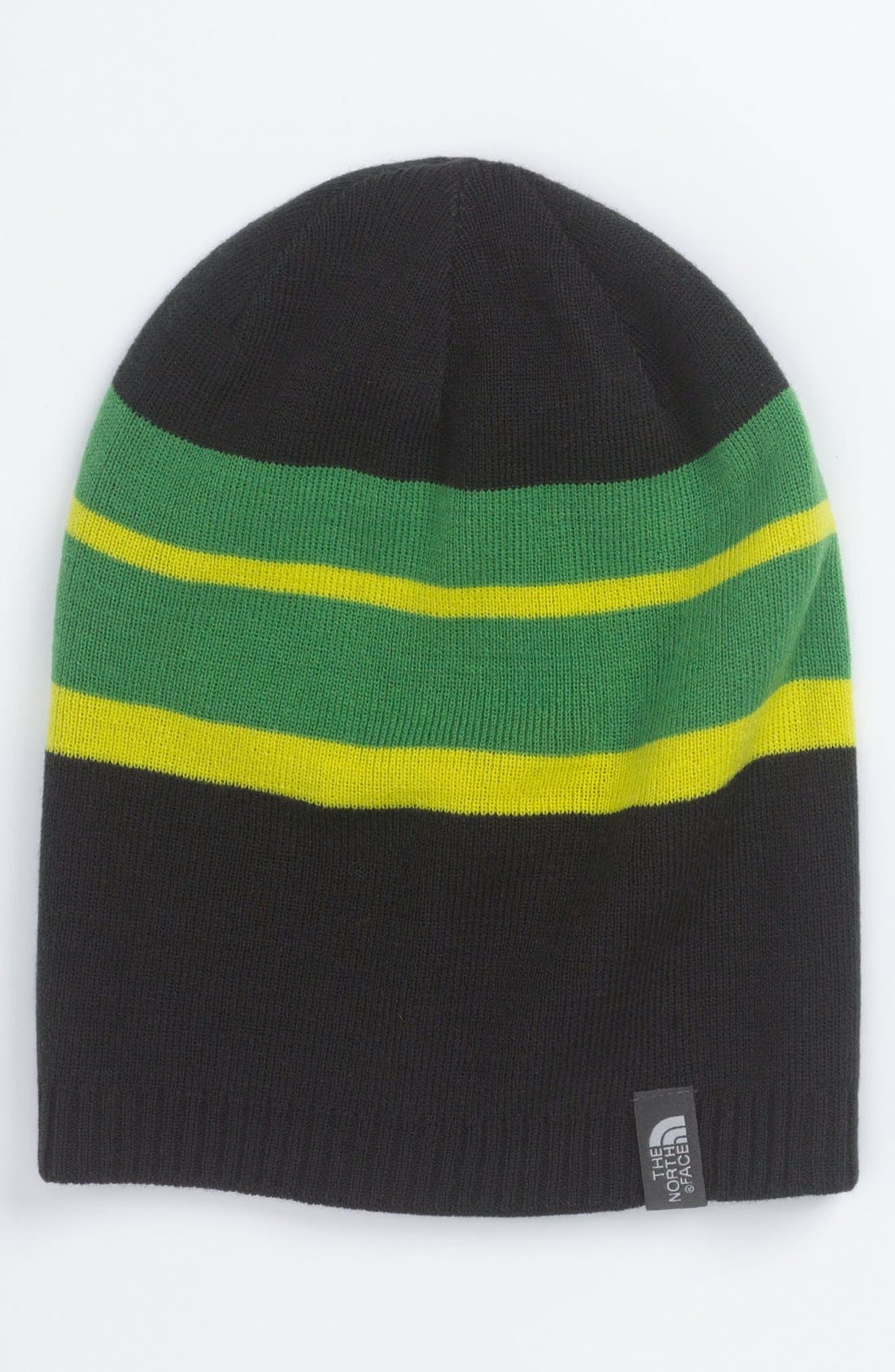 Alternate Image 1 Selected - The North Face 'Youth Rev Leavenworth' Beanie (Big Boys)
