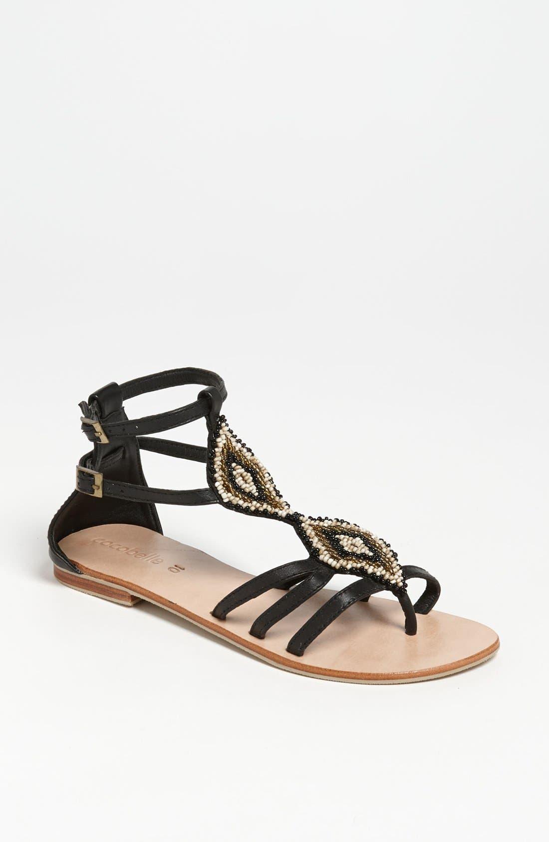 Alternate Image 1 Selected - Cocobelle 'Aztec' Sandal