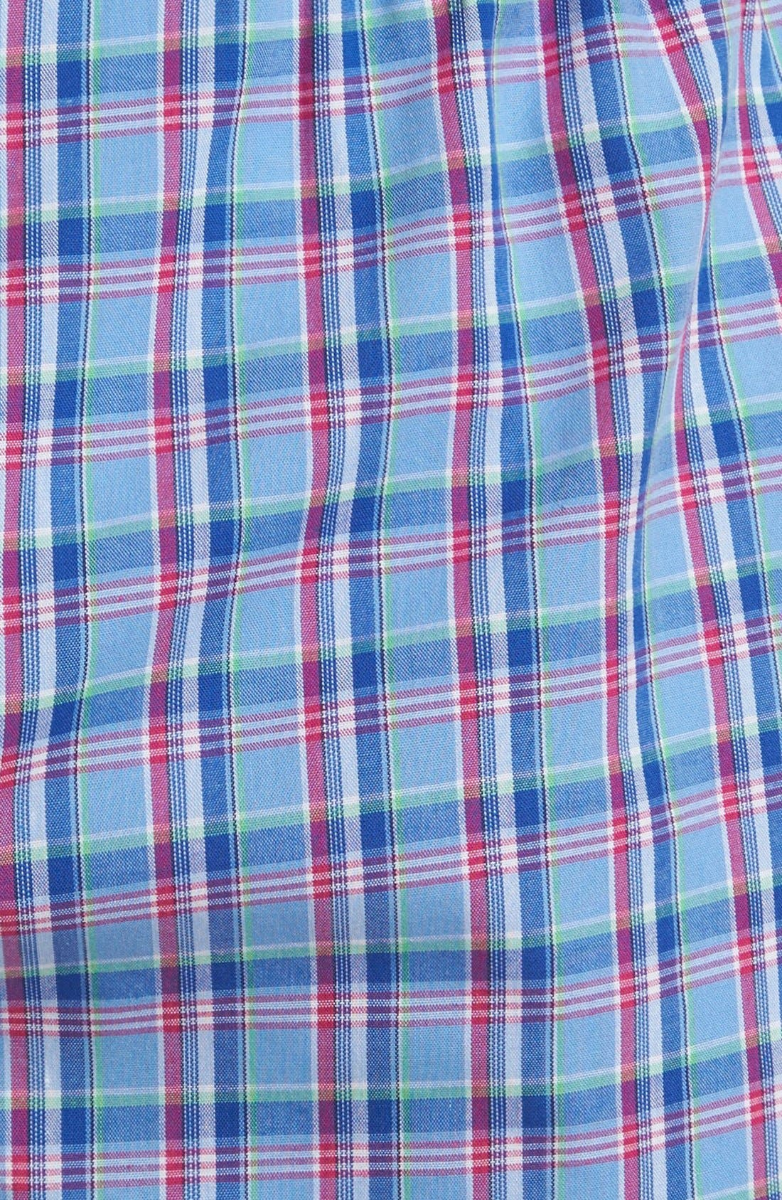Alternate Image 5  - Polo Ralph Lauren Woven Boxers (Assorted 3-Pack)