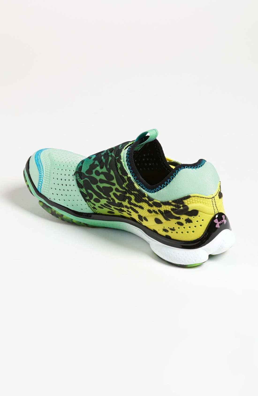 Alternate Image 2  - Under Armour 'Micro G® Toxic' Running Shoe (Women)
