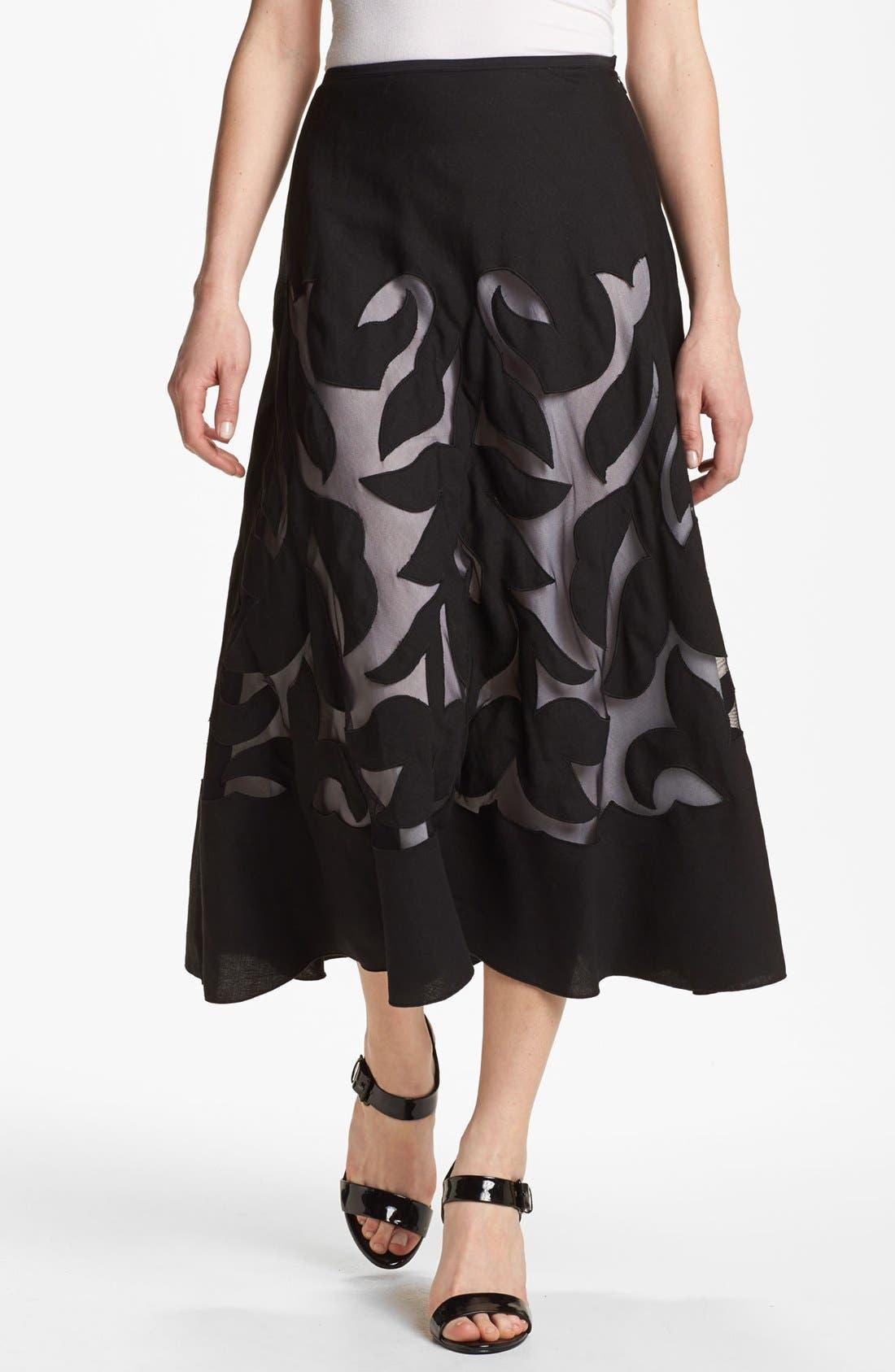 Main Image - Nic + Zoe 'Antibes' Patio Skirt