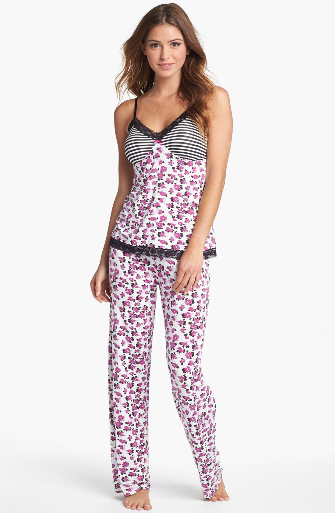 Alternate Image 1 Selected - PJ Salvage Camisole Pajamas