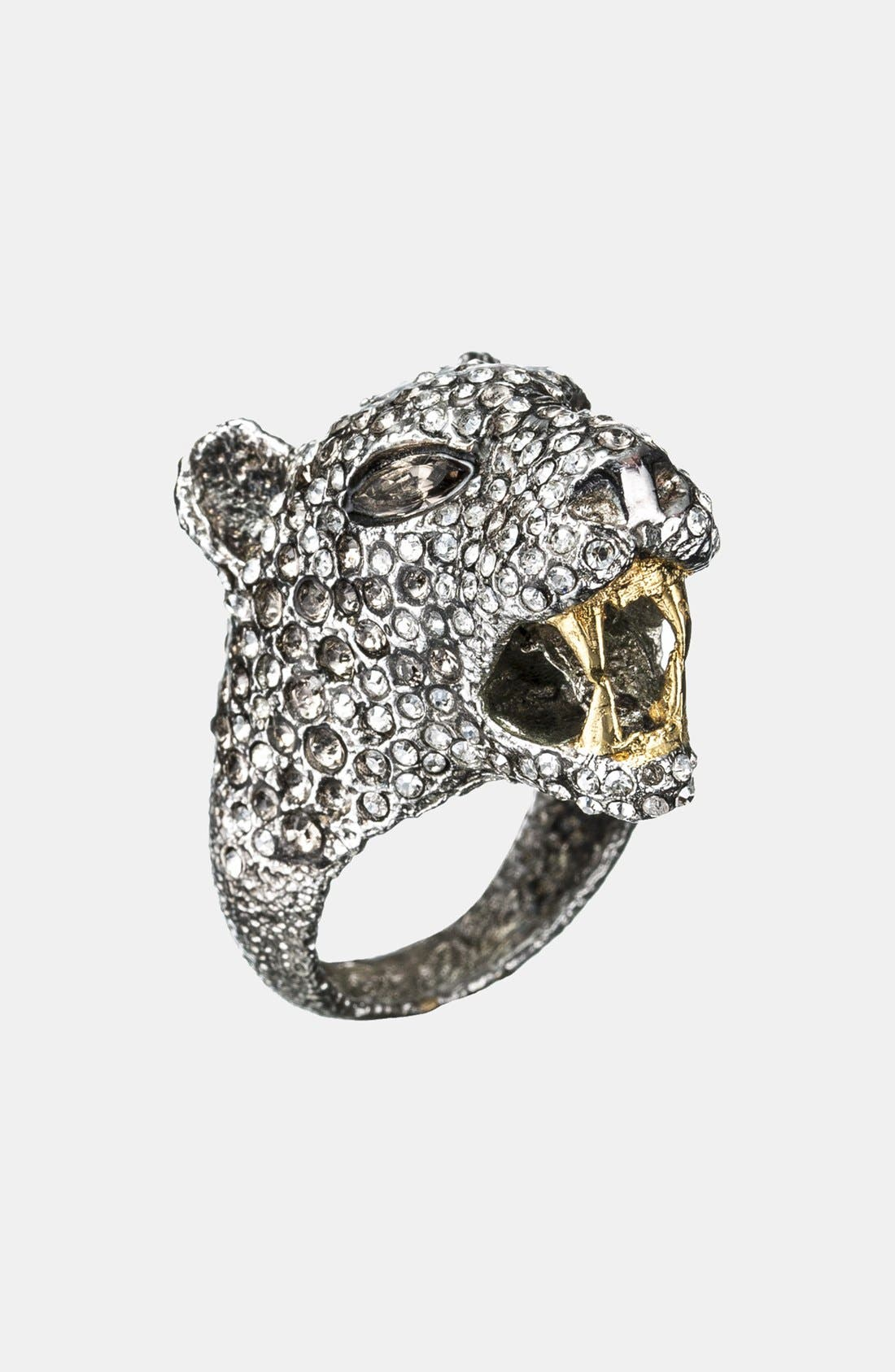 Alternate Image 1 Selected - Alexis Bittar 'Elements - Cordova' Jaguar Cocktail Ring