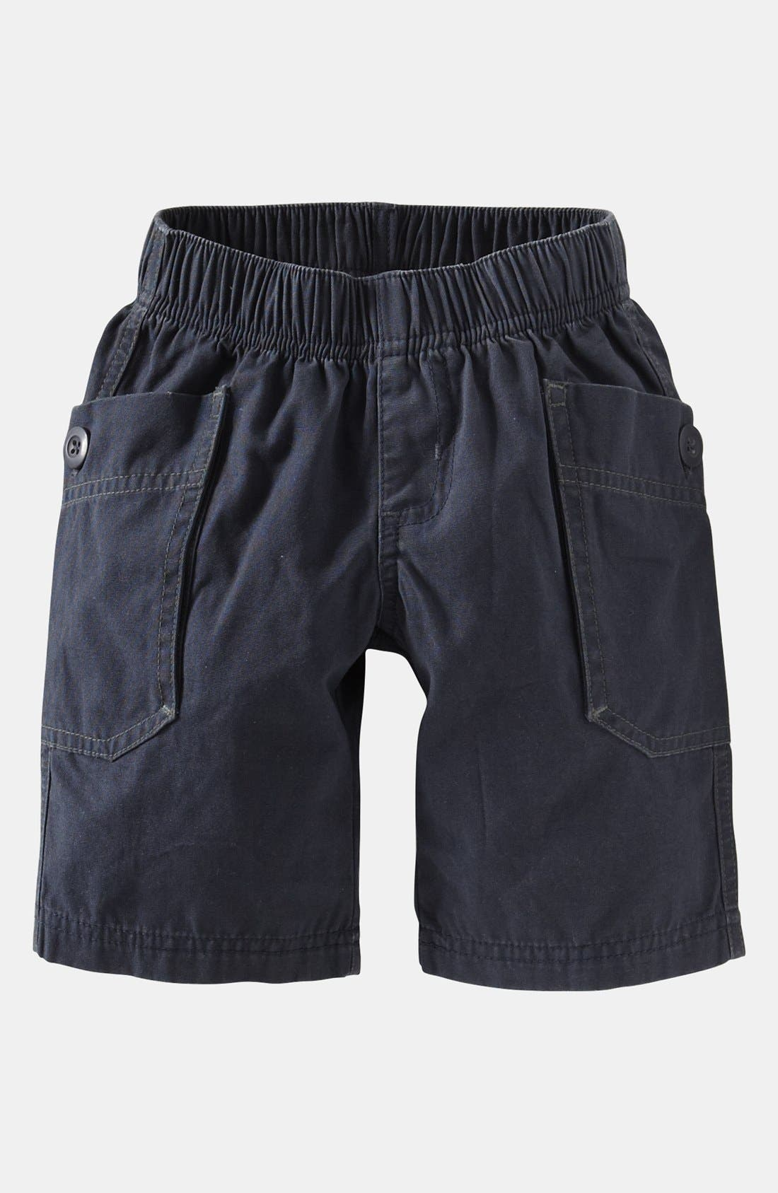 Main Image - Tea Collection 'Twanani' Shorts (Toddler)