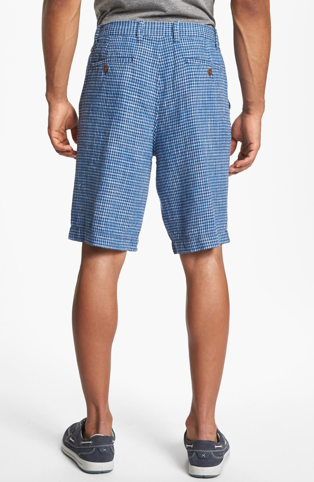 Alternate Image 2  - Tommy Bahama 'Checka Colada' Shorts