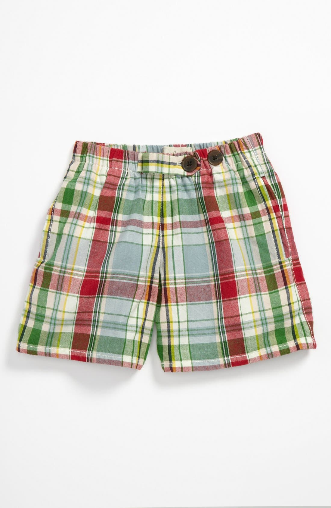 Main Image - Peek 'Lowell' Trail Shorts (Baby)