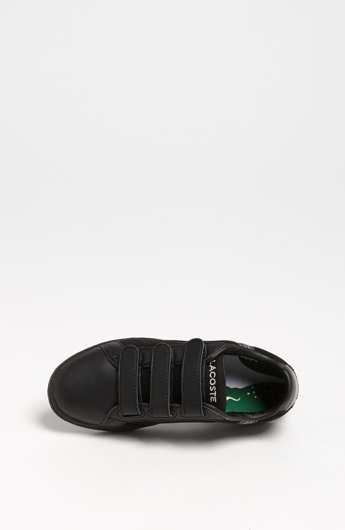 Alternate Image 3  - Lacoste 'Renard' Sneaker (Toddler & Little Kid)