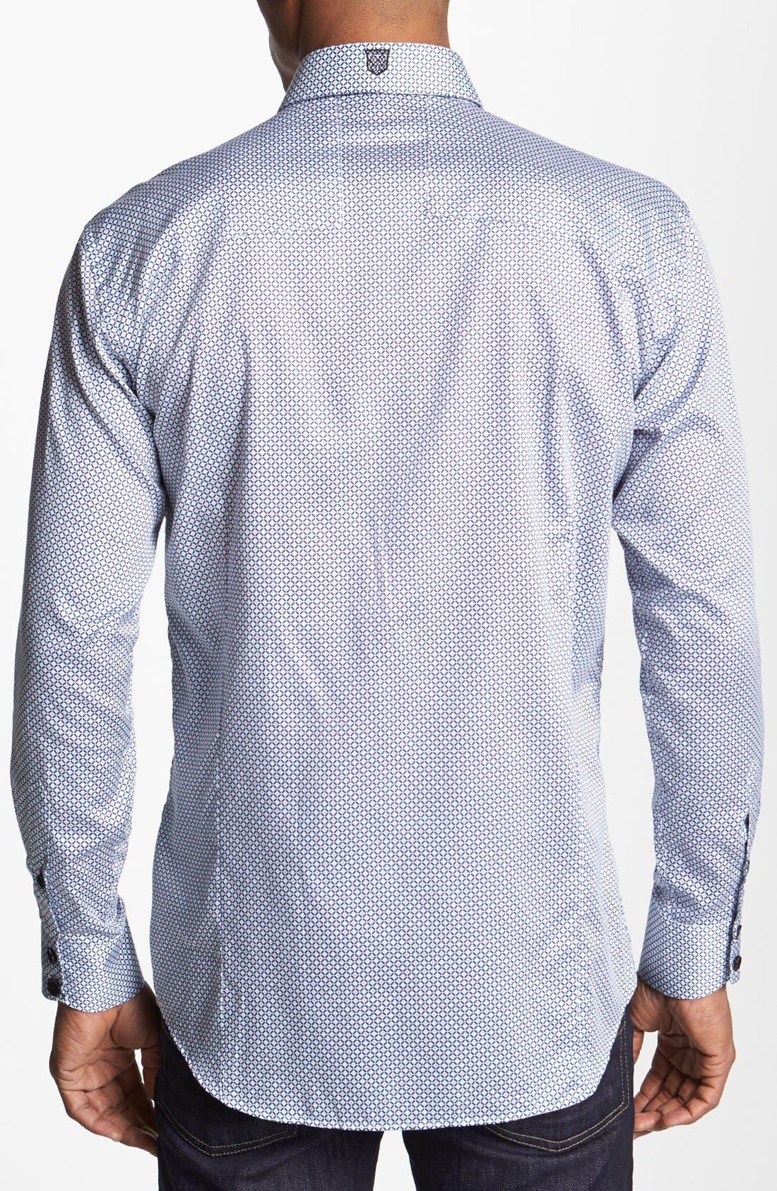 Alternate Image 2  - Bogosse 'Michael' Trim Fit Sport Shirt