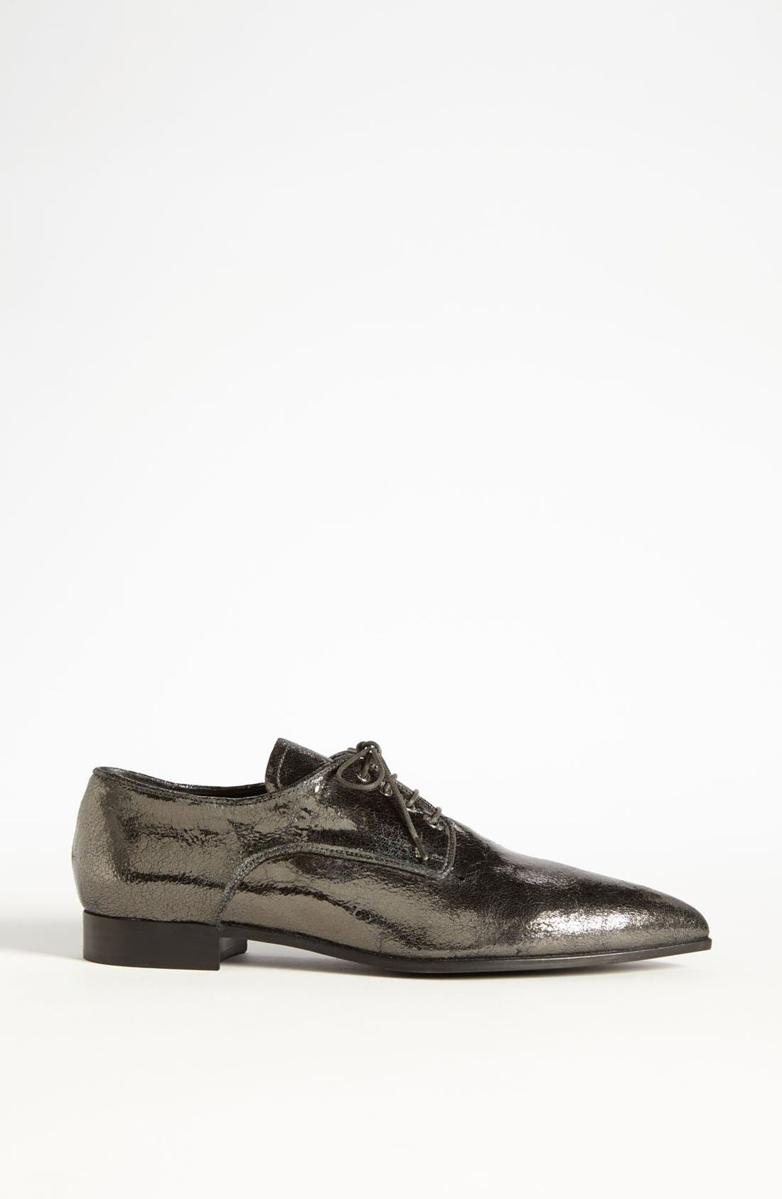 Alternate Image 4  - Miu Miu Pointy Toe Oxford
