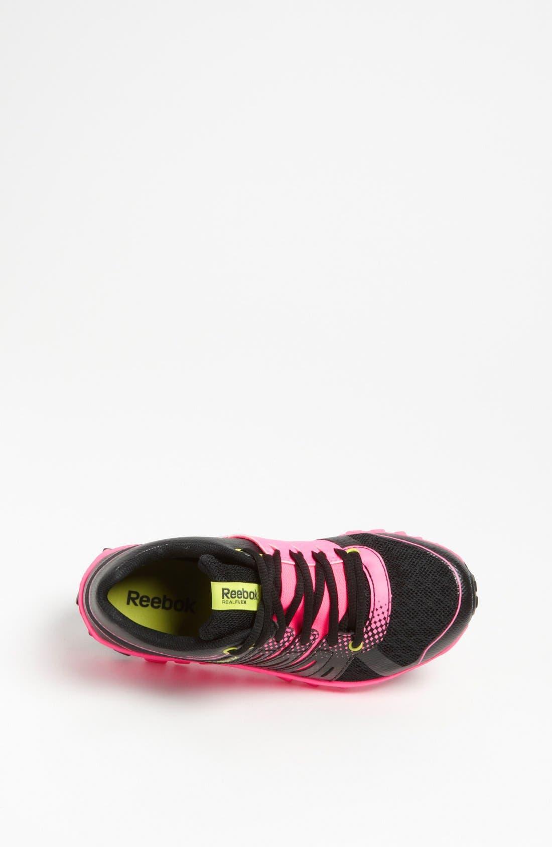 Alternate Image 3  - Reebok 'RealFlex Strength' Training Sneaker (Toddler, Little Kid & Big Kid)