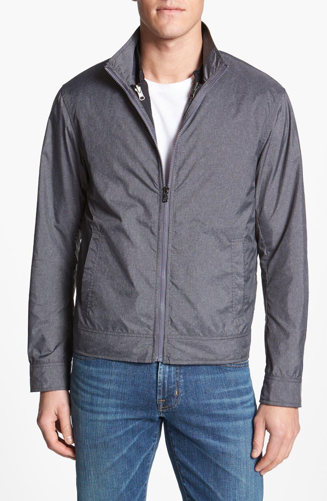 Main Image - Michael Kors Trim Fit 3-in-1 Jacket