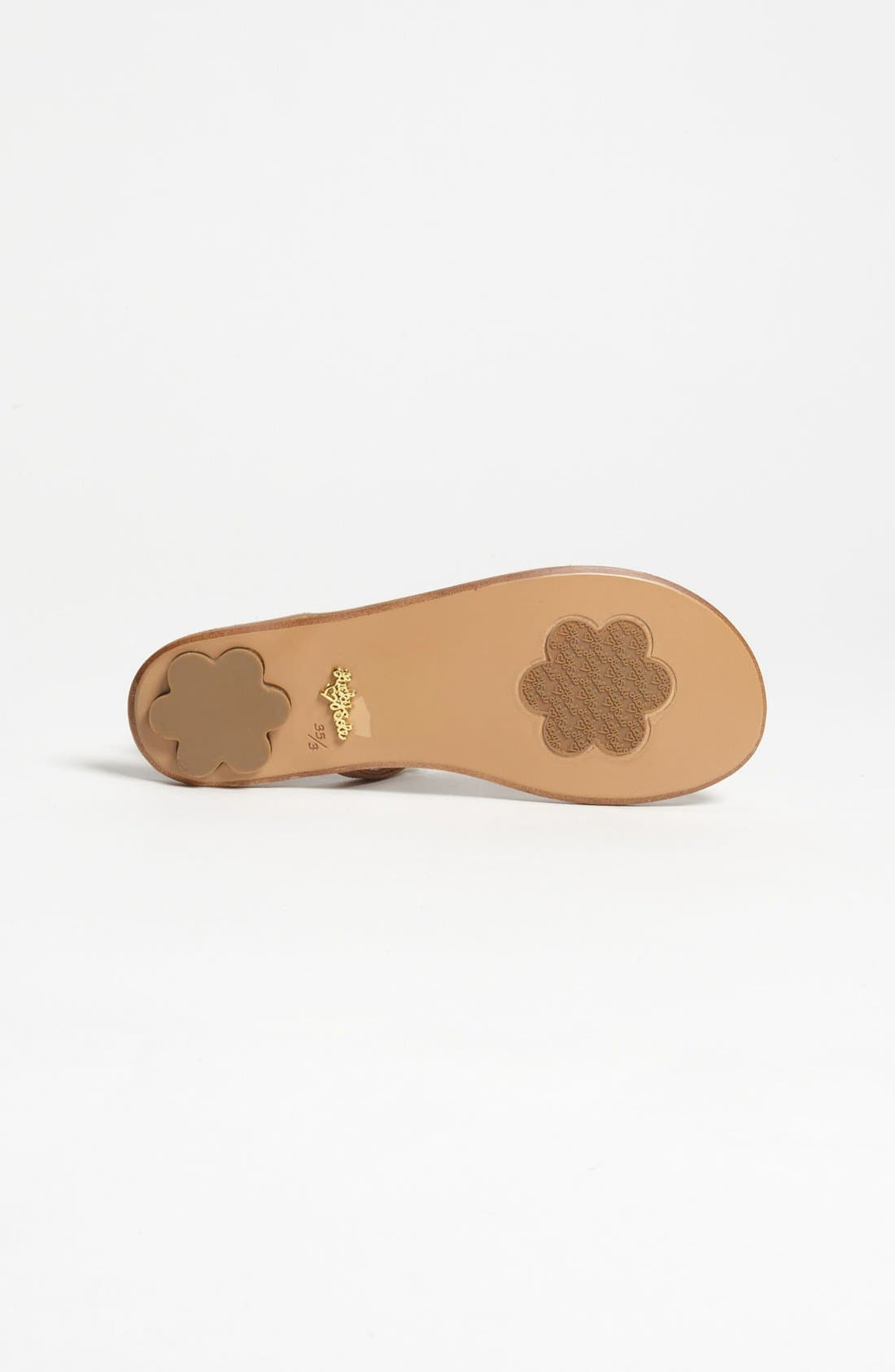 Alternate Image 4  - Lucky Sole 'Capri' Sandal (Little Kid & Big Kid)