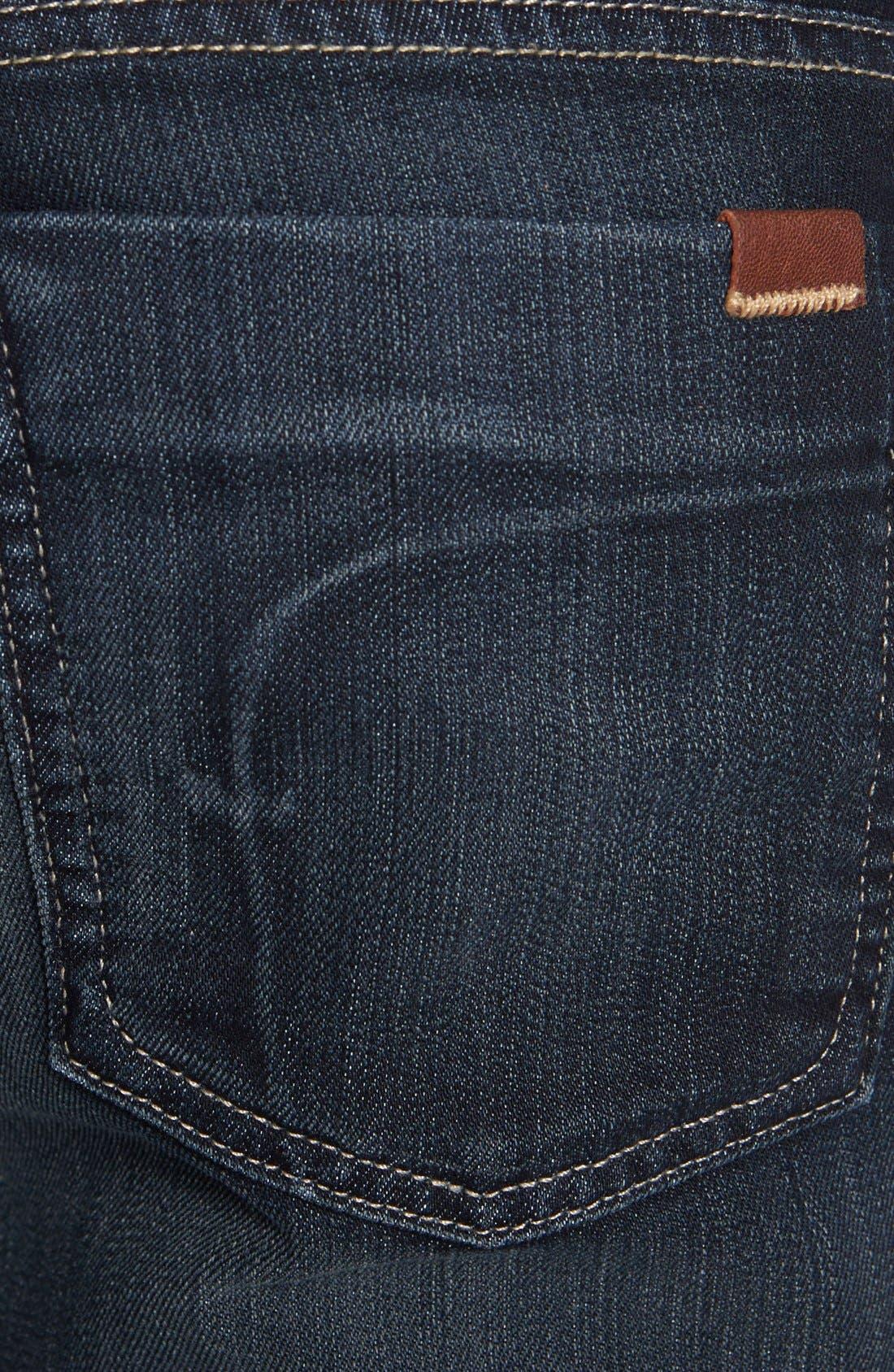 Alternate Image 4  - Fidelity Denim 'Camino' Relaxed Leg Jeans (Trigger Marx)