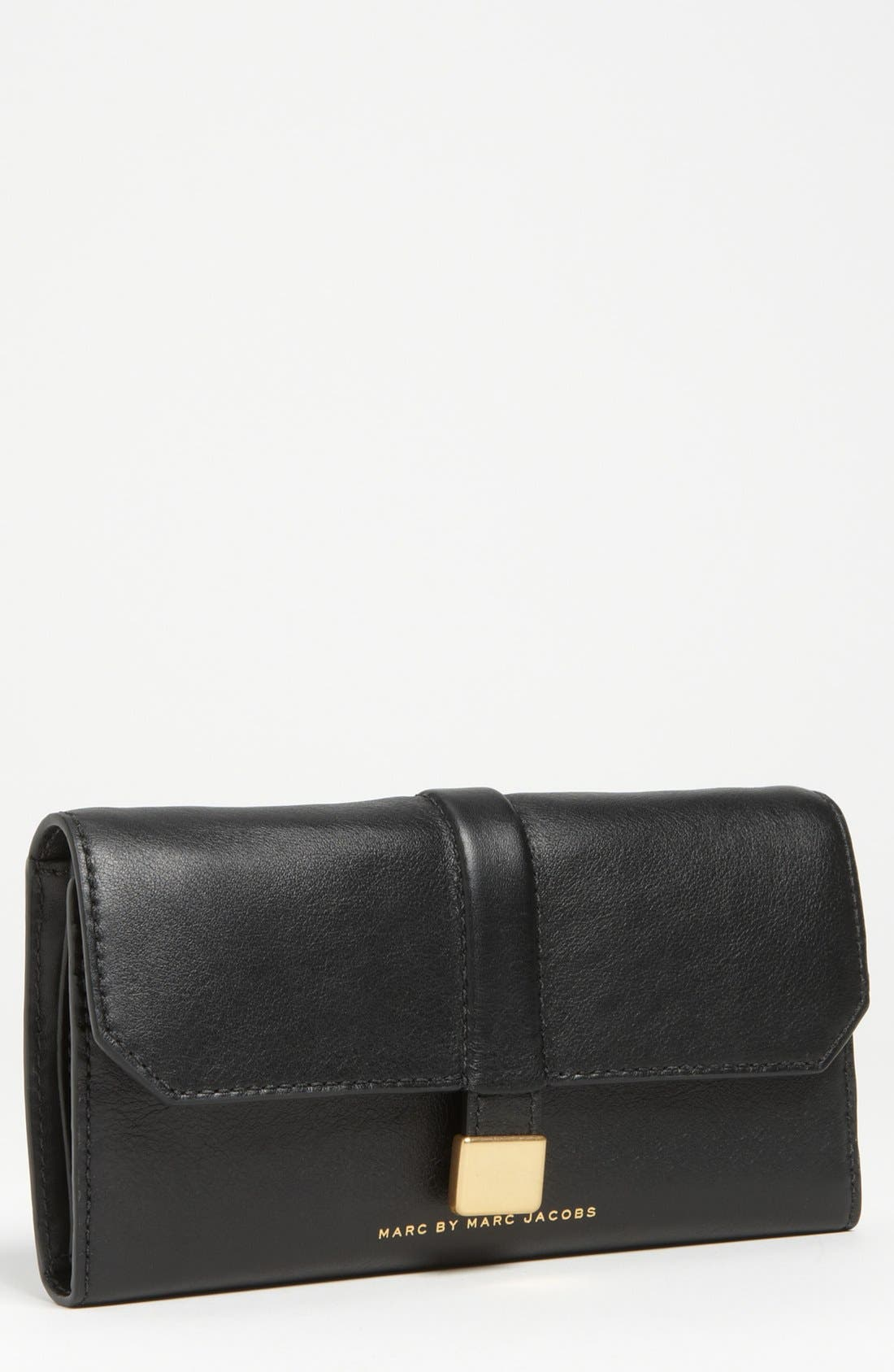 Alternate Image 1 Selected - MARC BY MARC JACOBS 'Natural Selection' Trifold Wallet