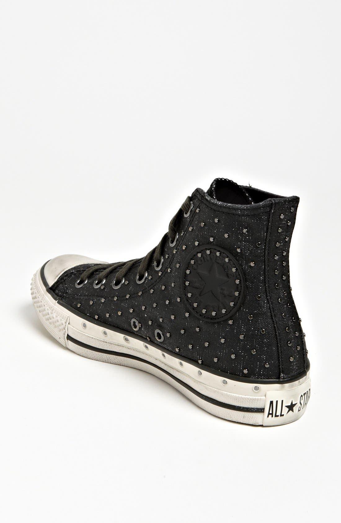 Alternate Image 2  - Converse by John Varvatos 'All Star® Hi Studded' Sneaker (Women)