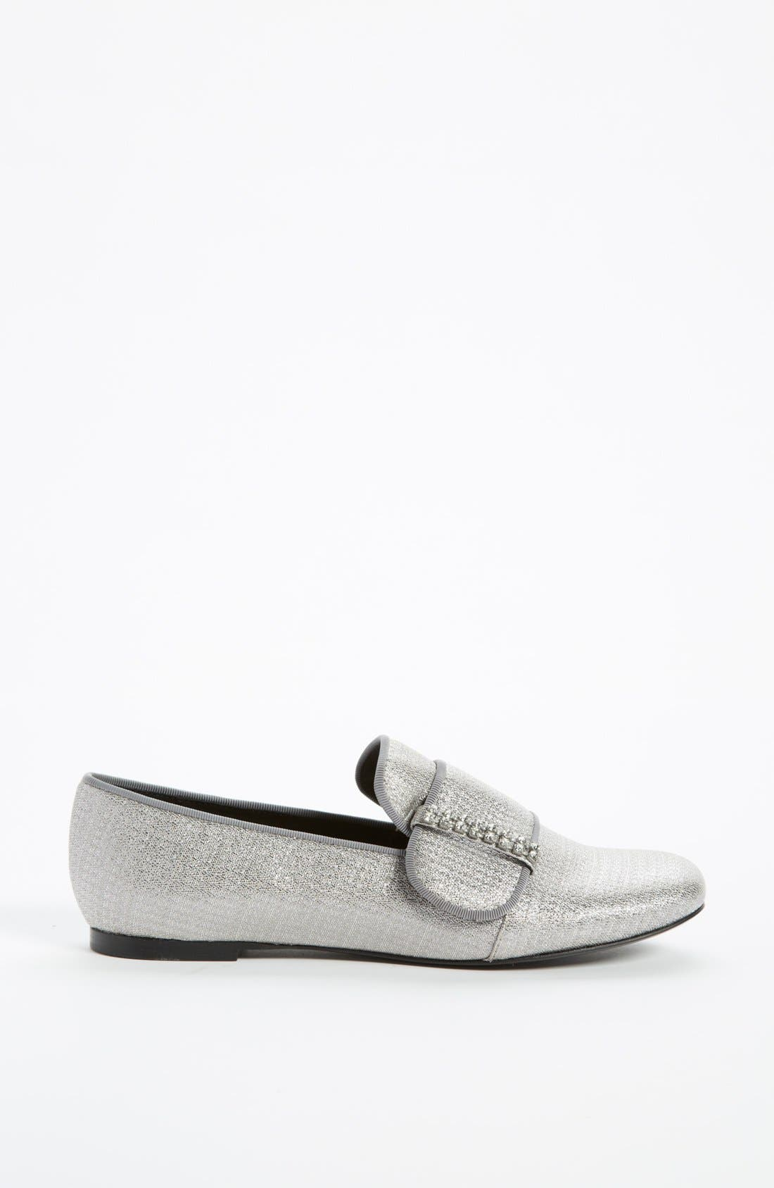 Alternate Image 4  - See by Chloé 'Ziggy' Loafer Flat