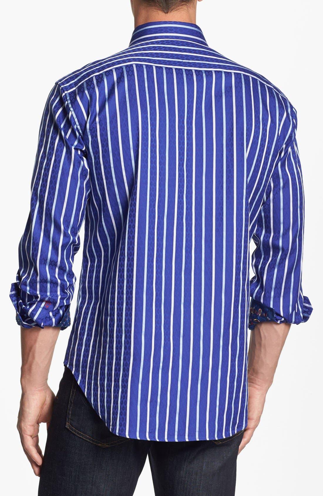 Alternate Image 2  - Robert Graham 'Rivoli' Sport Shirt (Tall)