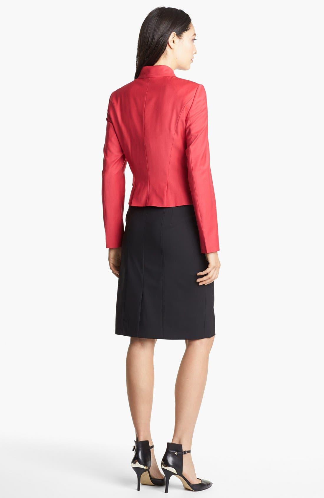 Alternate Image 5  - BOSS HUGO BOSS 'Vilisa' Skirt
