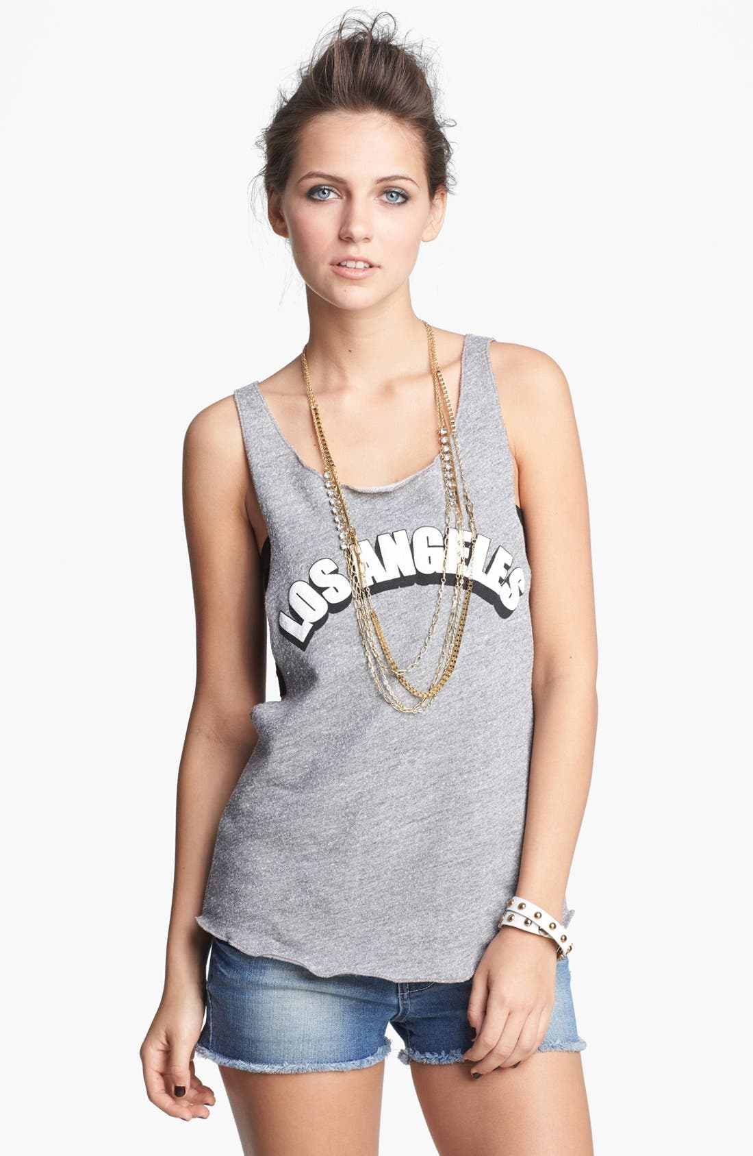 Alternate Image 1 Selected - Project Social T 'Los Angeles' Tank (Juniors)