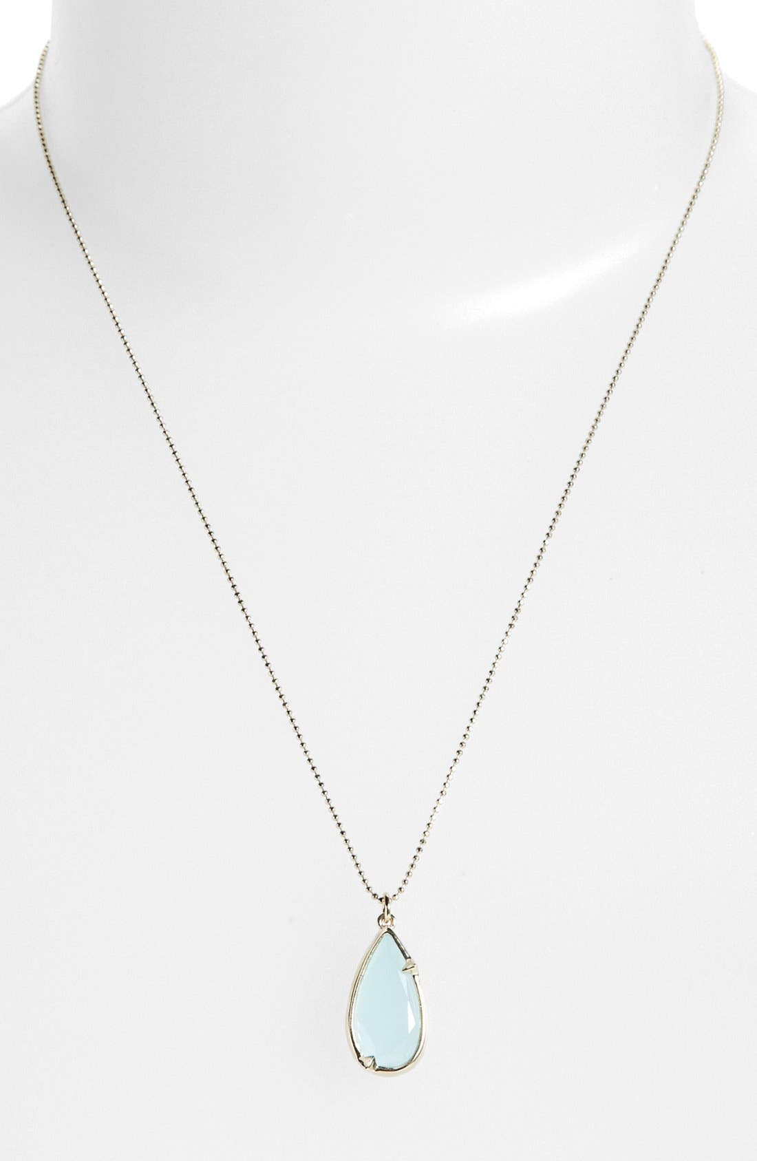 Main Image - Melinda Maria 'Thorn - Helena' Teardrop Pendant Necklace