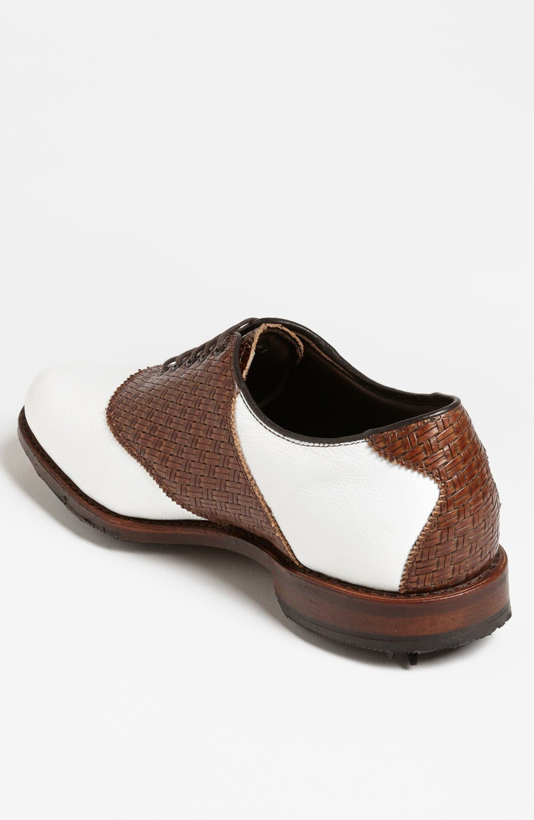 Alternate Image 2  - Allen Edmonds 'Redan' Golf Shoe (Men)