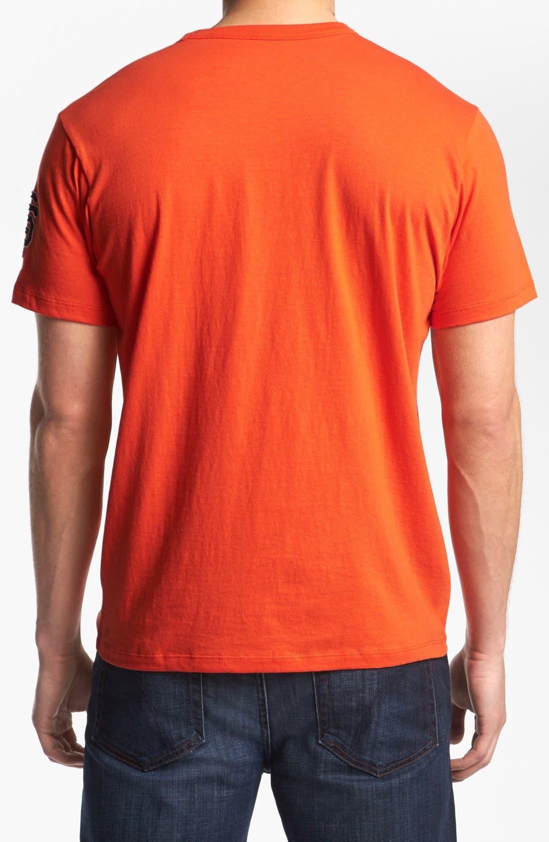 Alternate Image 2  - '47 'San Francisco Giants - Fieldhouse' T-Shirt