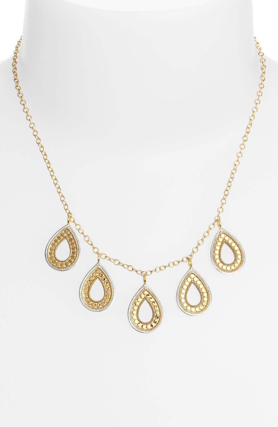 Alternate Image 1 Selected - Anna Beck 'Gili' Open 5-Drop Frontal Necklace
