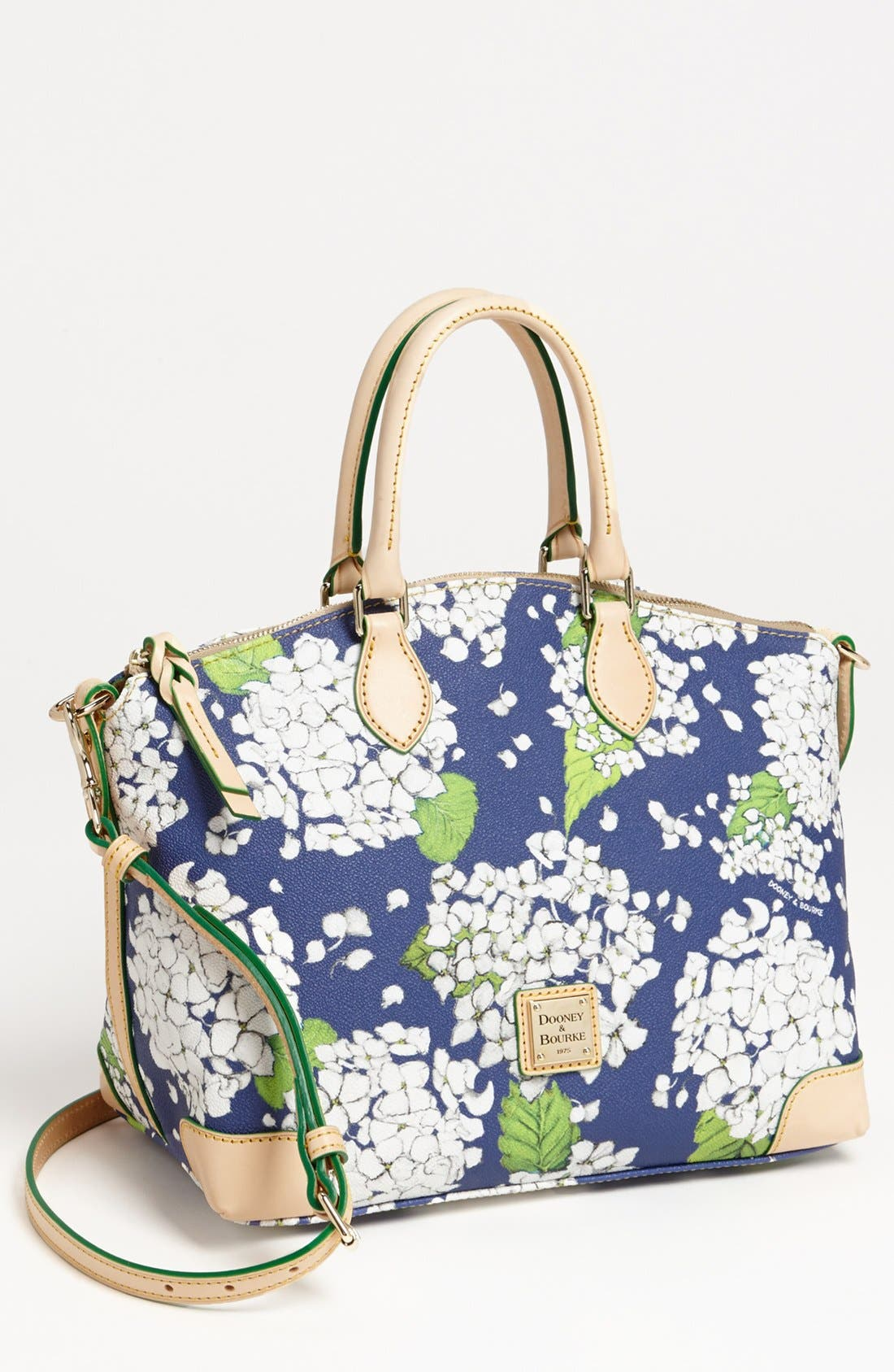 Alternate Image 1 Selected - Dooney & Bourke 'Hydrangea' Satchel