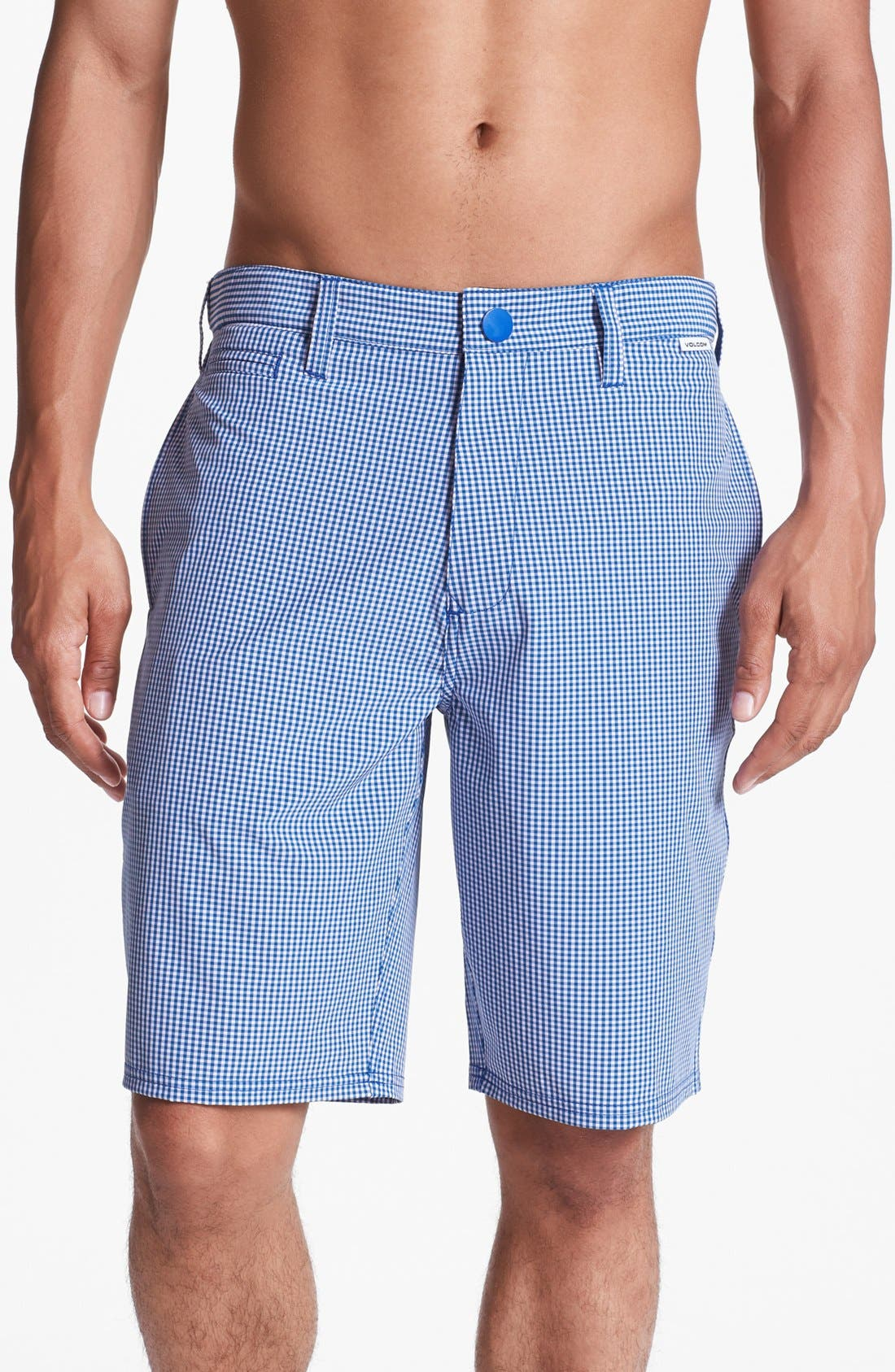 Alternate Image 1 Selected - Volcom 'Pinnacle' Hybrid Shorts
