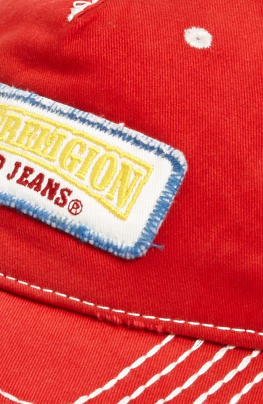 Alternate Image 2  - True Religion Brand Jeans Trucker Hat