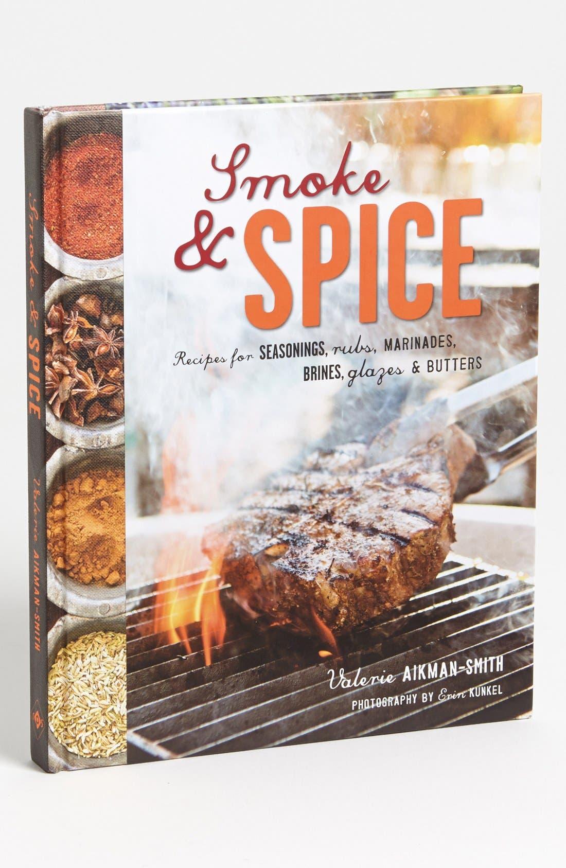 Alternate Image 1 Selected - 'Smoke & Spice' Cookbook