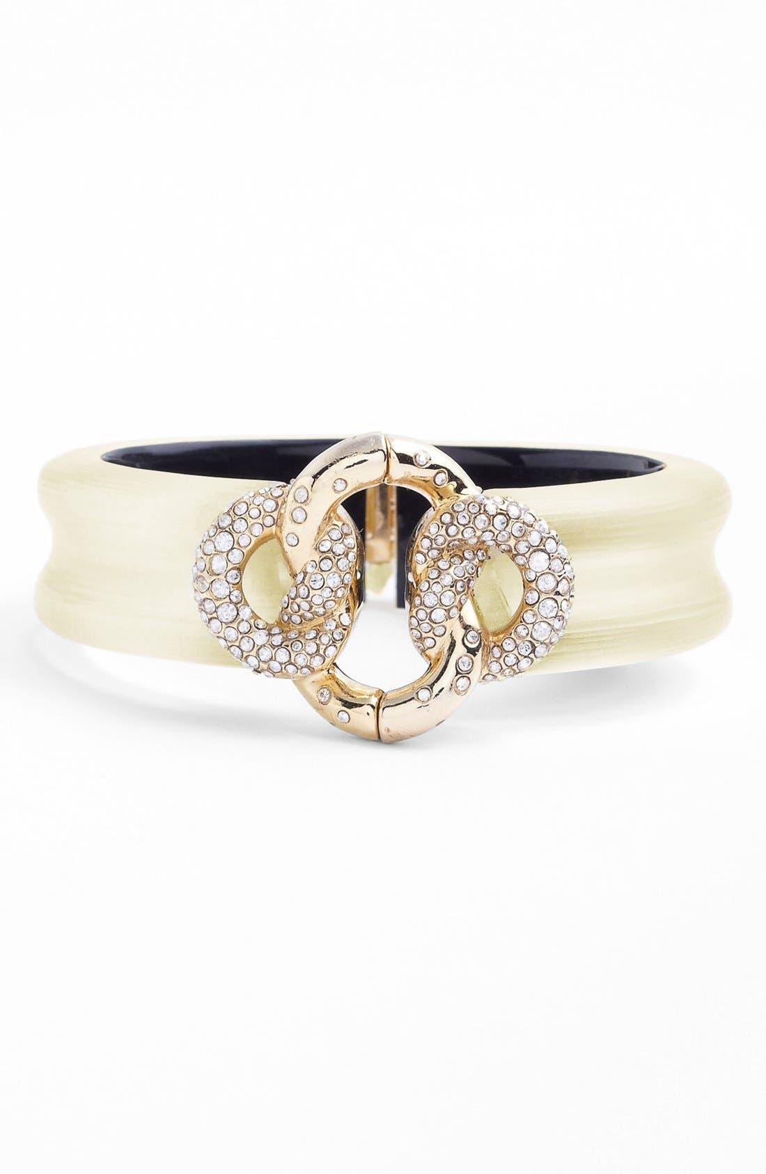 Main Image - Alexis Bittar 'Lucite® - Mod' Knot Bracelet