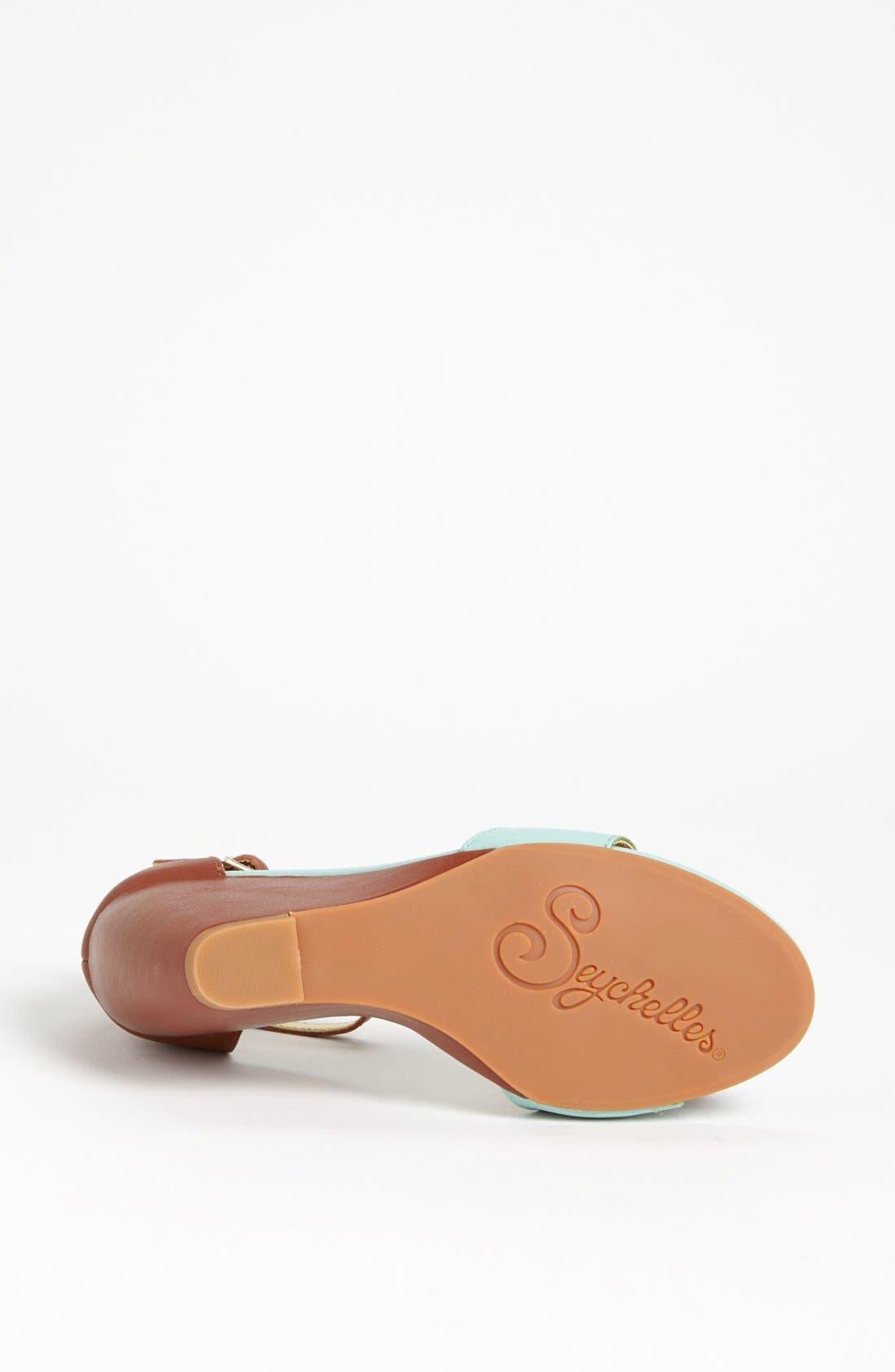 Alternate Image 4  - Seychelles 'Thyme' Sandal