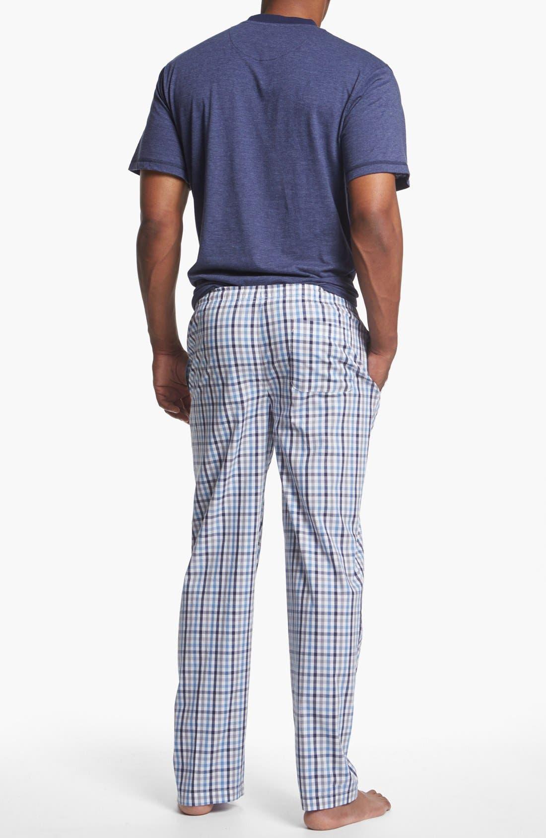 Alternate Image 2  - Majestic International 'Vintage' Pajamas (Big)