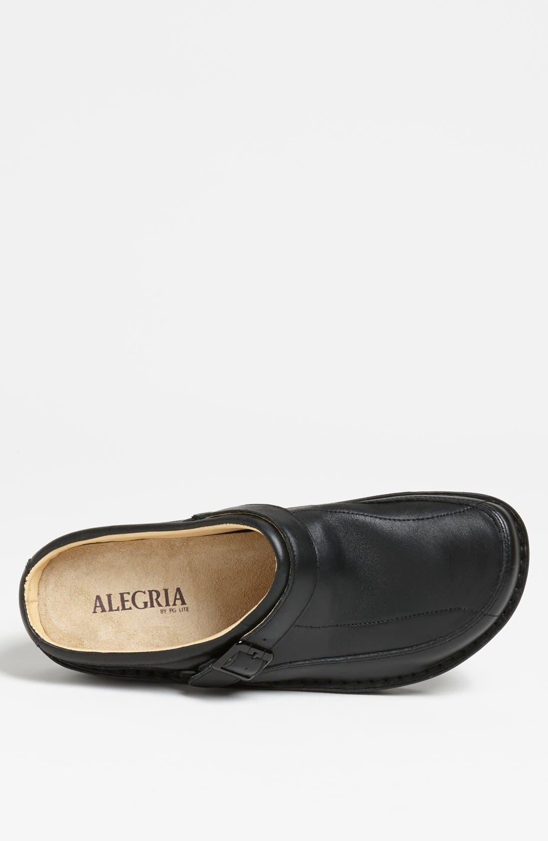 Alternate Image 3  - Alegria 'Chairman' Slip-On (Men)