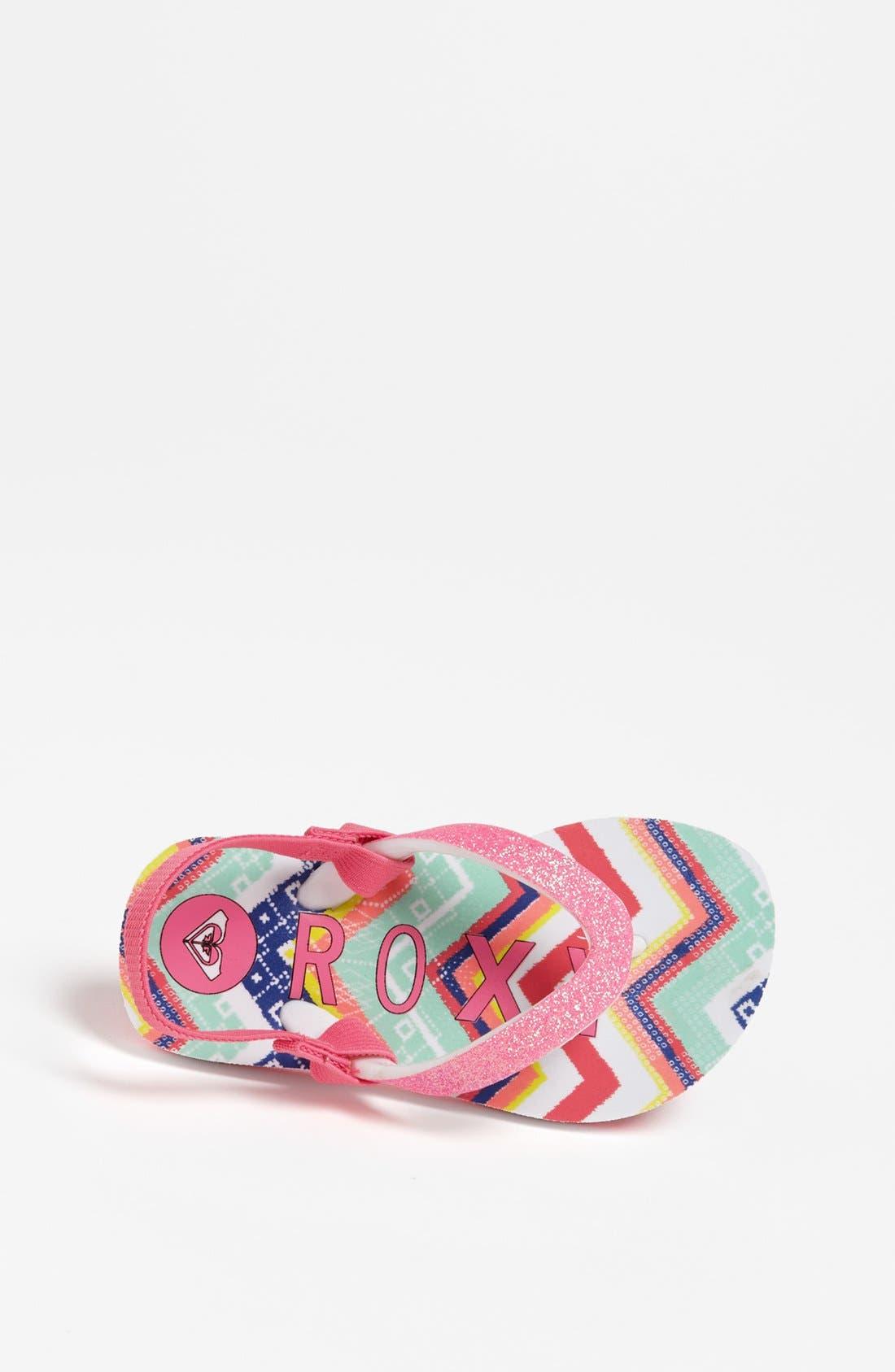 Alternate Image 3  - Roxy 'Tahiti' Sandal (Walker & Toddler)