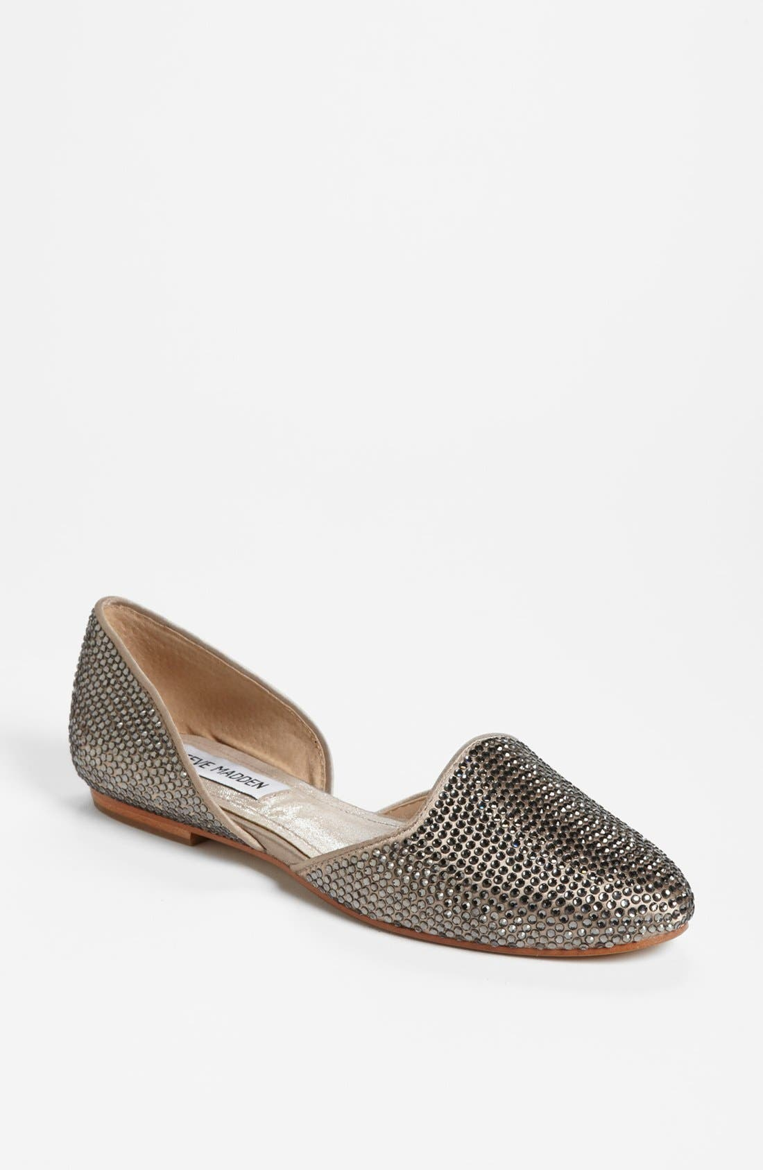Alternate Image 1 Selected - Steve Madden 'Vamp-R' Flat