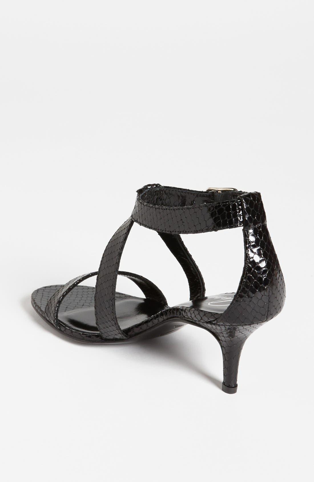 Alternate Image 2  - Delman 'Tori' Sandal (Online Only)